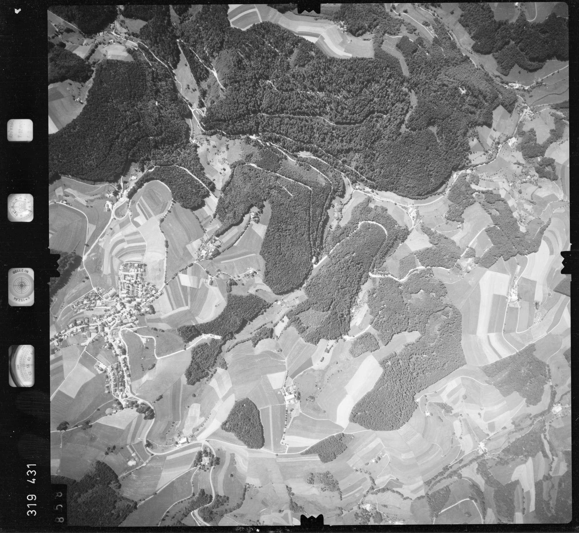 Luftbild: Film 55 Bildnr. 858, Bild 1