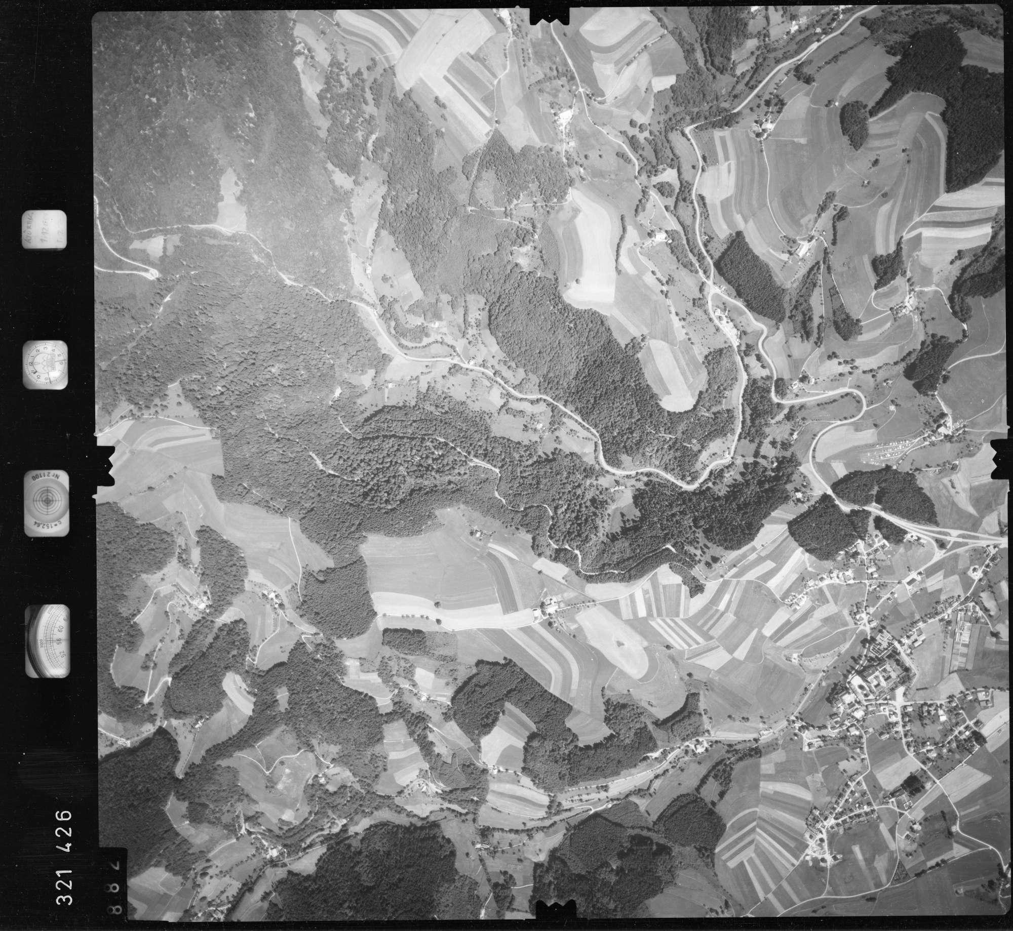 Luftbild: Film 55 Bildnr. 882, Bild 1