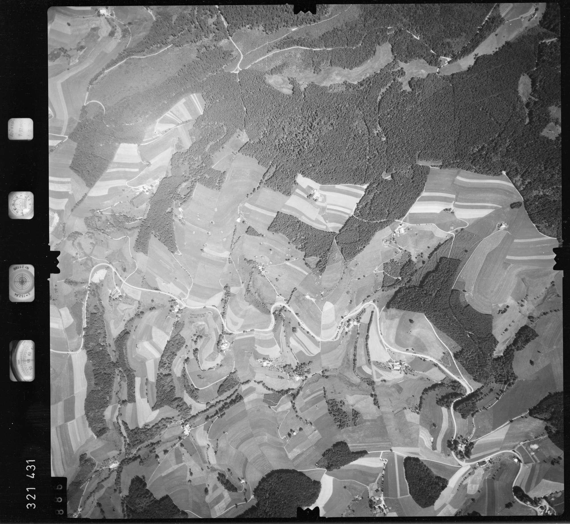 Luftbild: Film 55 Bildnr. 886, Bild 1