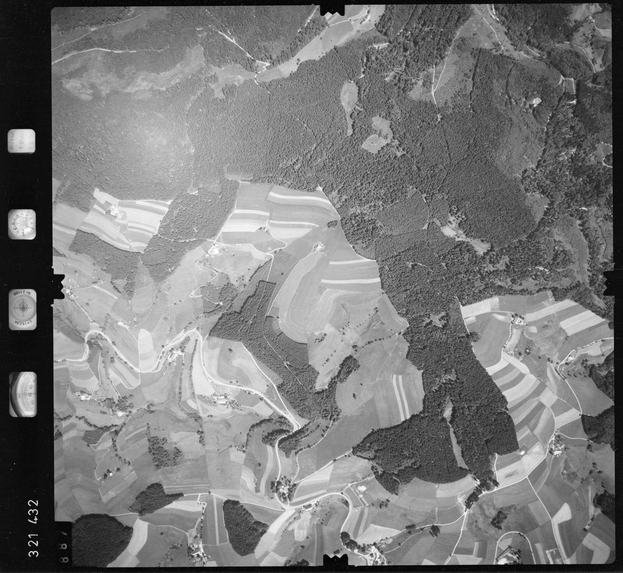 Luftbild: Film 55 Bildnr. 887, Bild 1