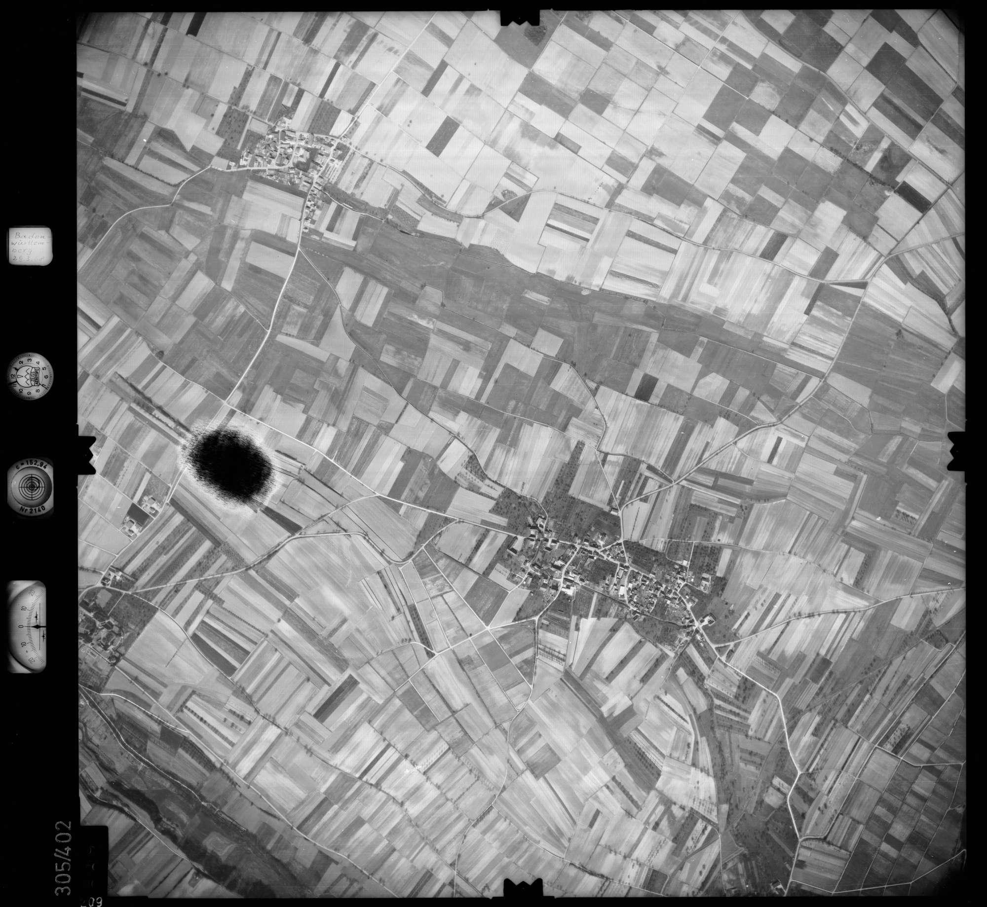 Luftbild: Film 54 Bildnr. 209, Bild 1