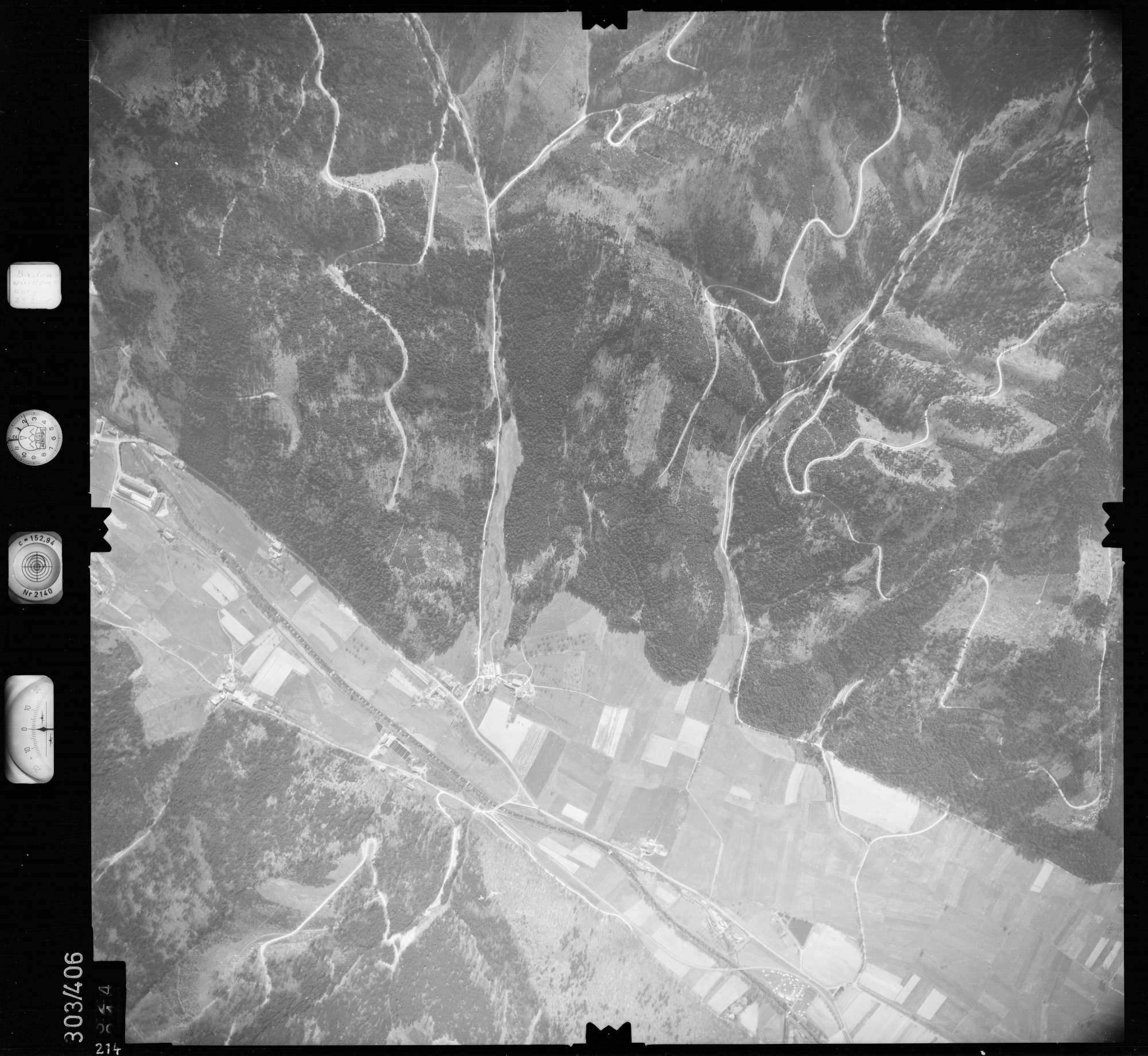 Luftbild: Film 54 Bildnr. 214, Bild 1