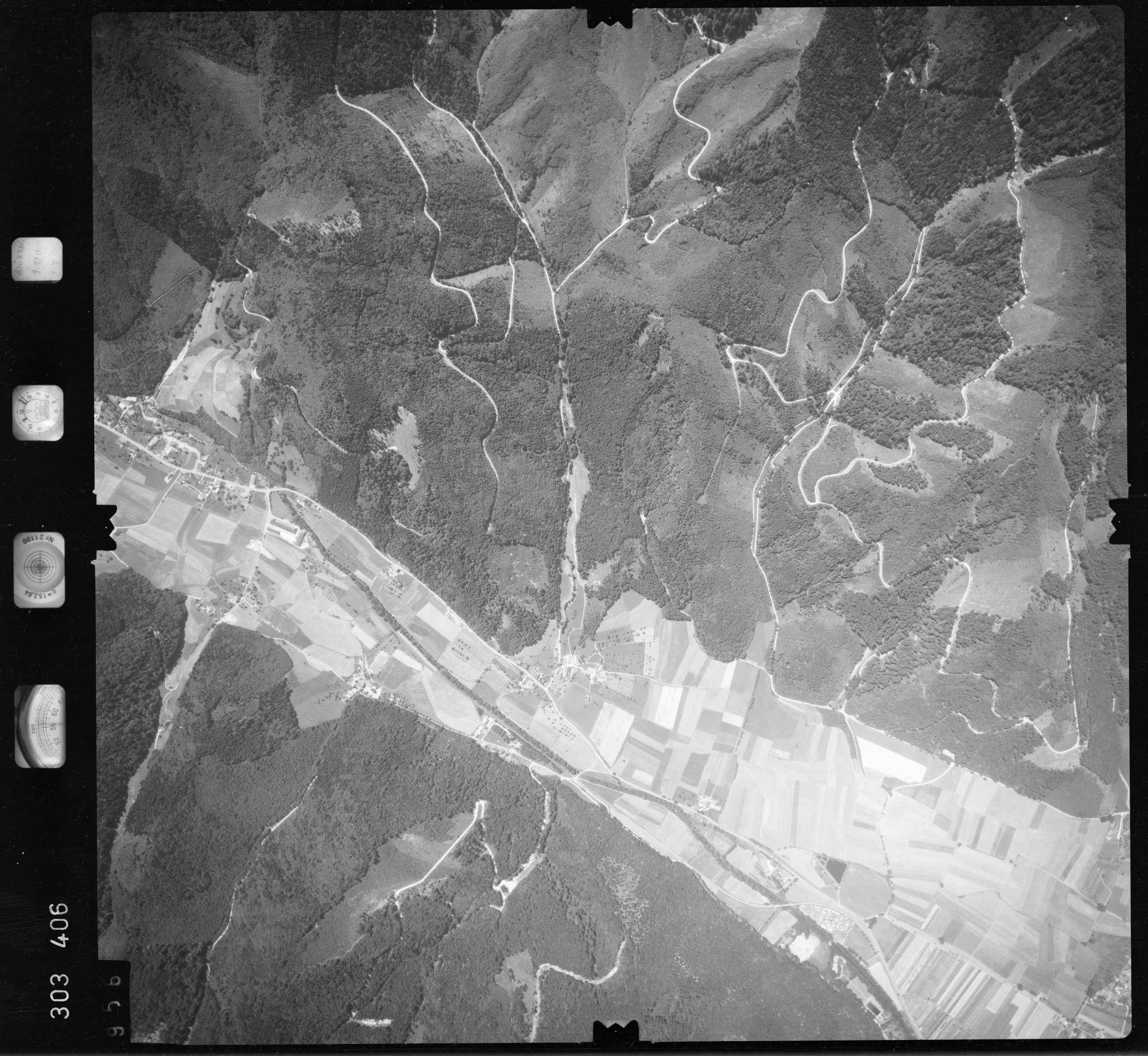 Luftbild: Film 55 Bildnr. 956, Bild 1