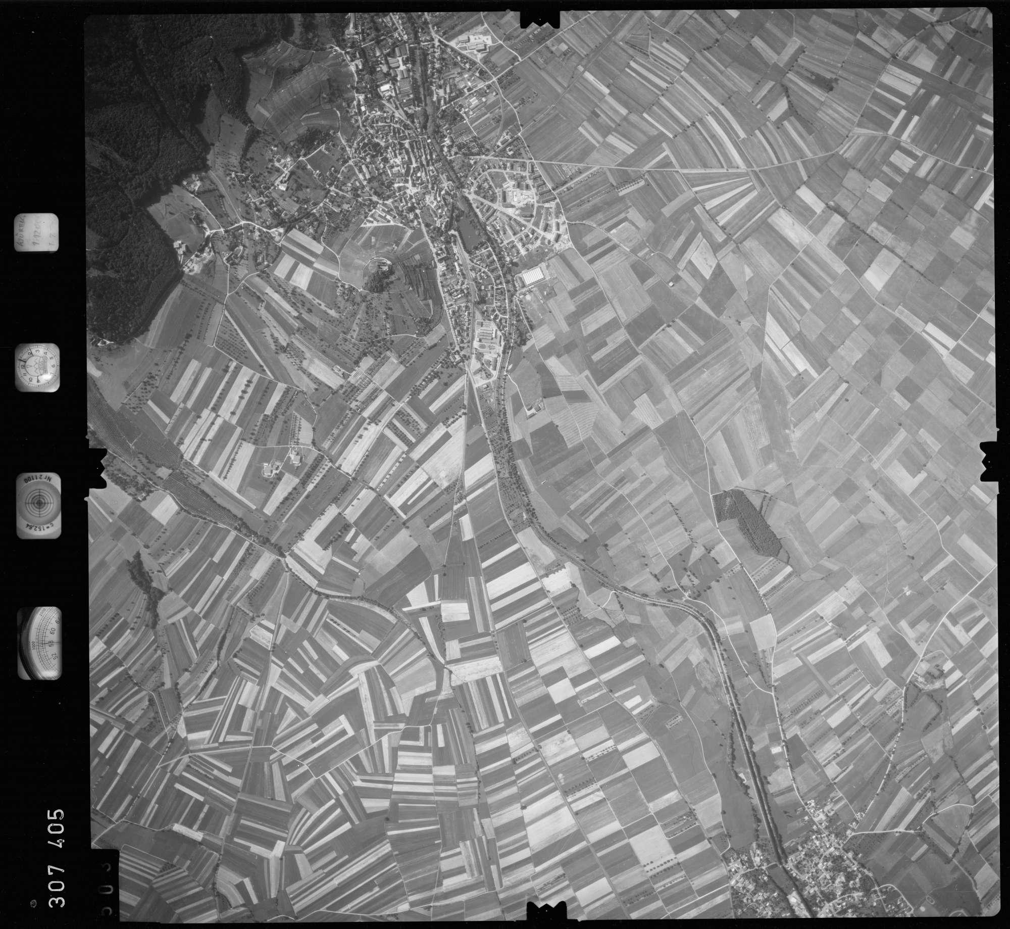 Luftbild: Film 60 Bildnr. 503, Bild 1