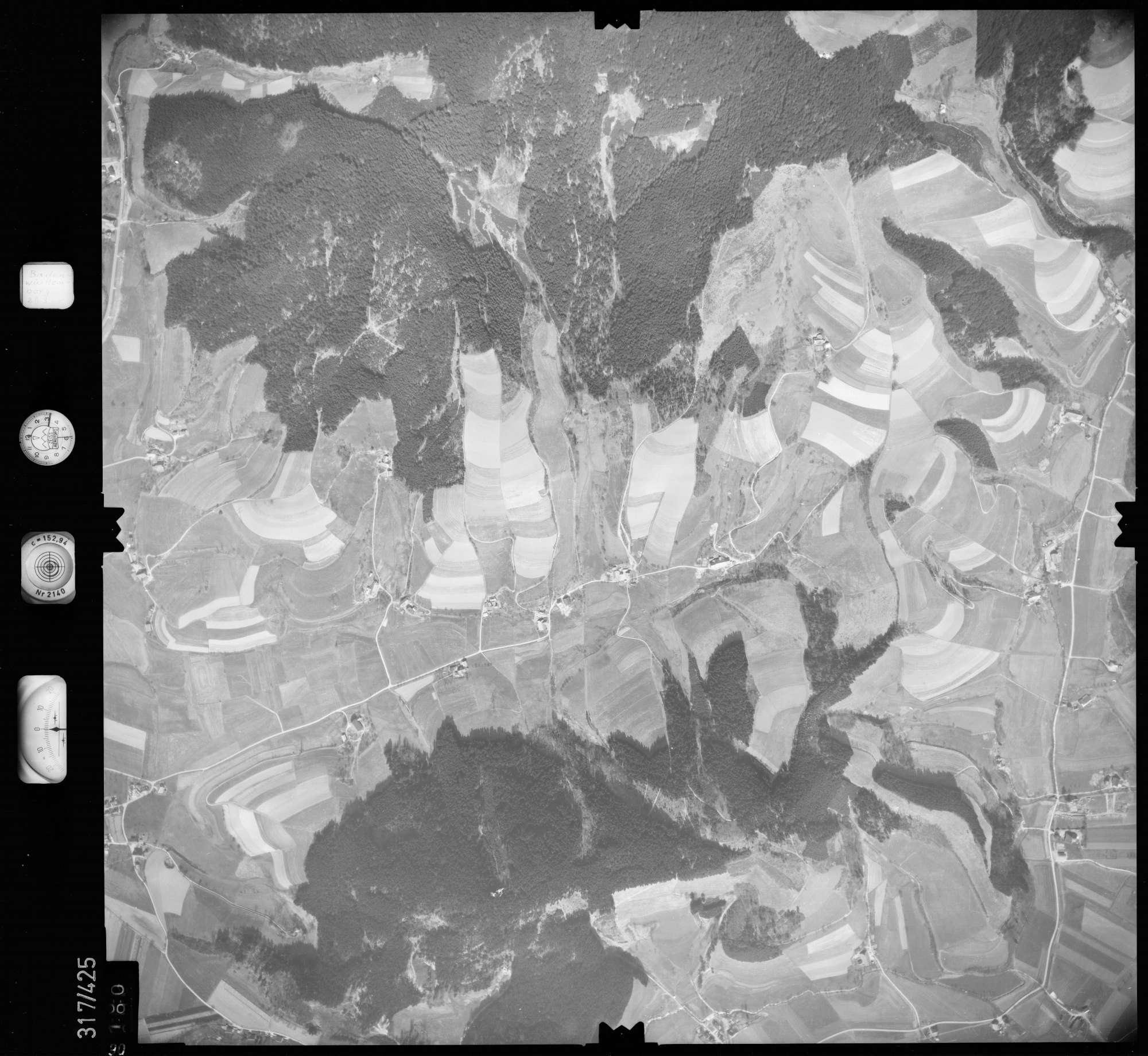 Luftbild: Film 54 Bildnr. 90, Bild 1