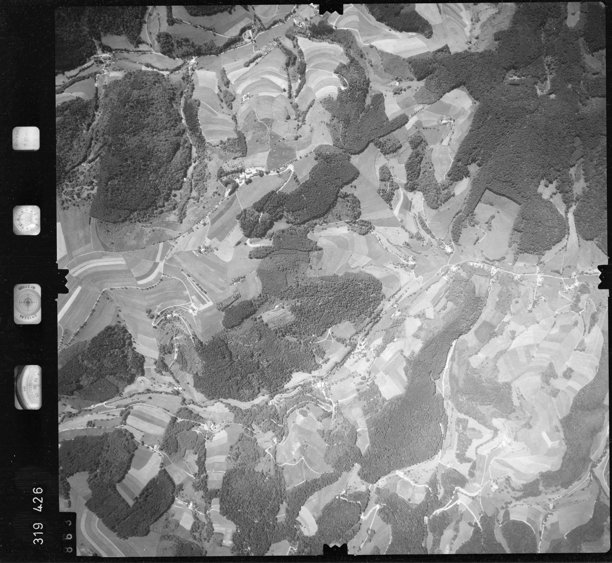 Luftbild: Film 55 Bildnr. 863, Bild 1