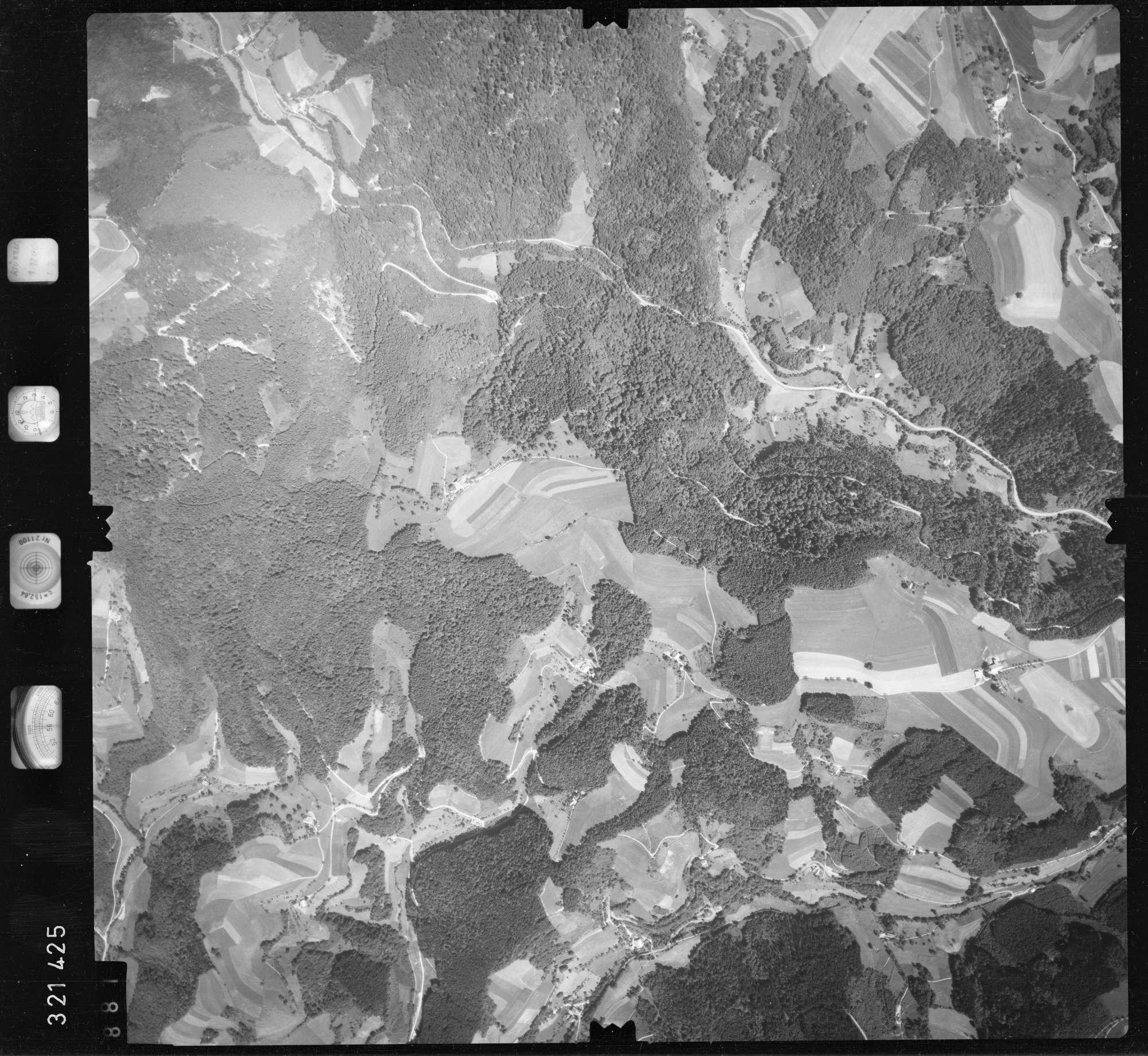 Luftbild: Film 55 Bildnr. 881, Bild 1
