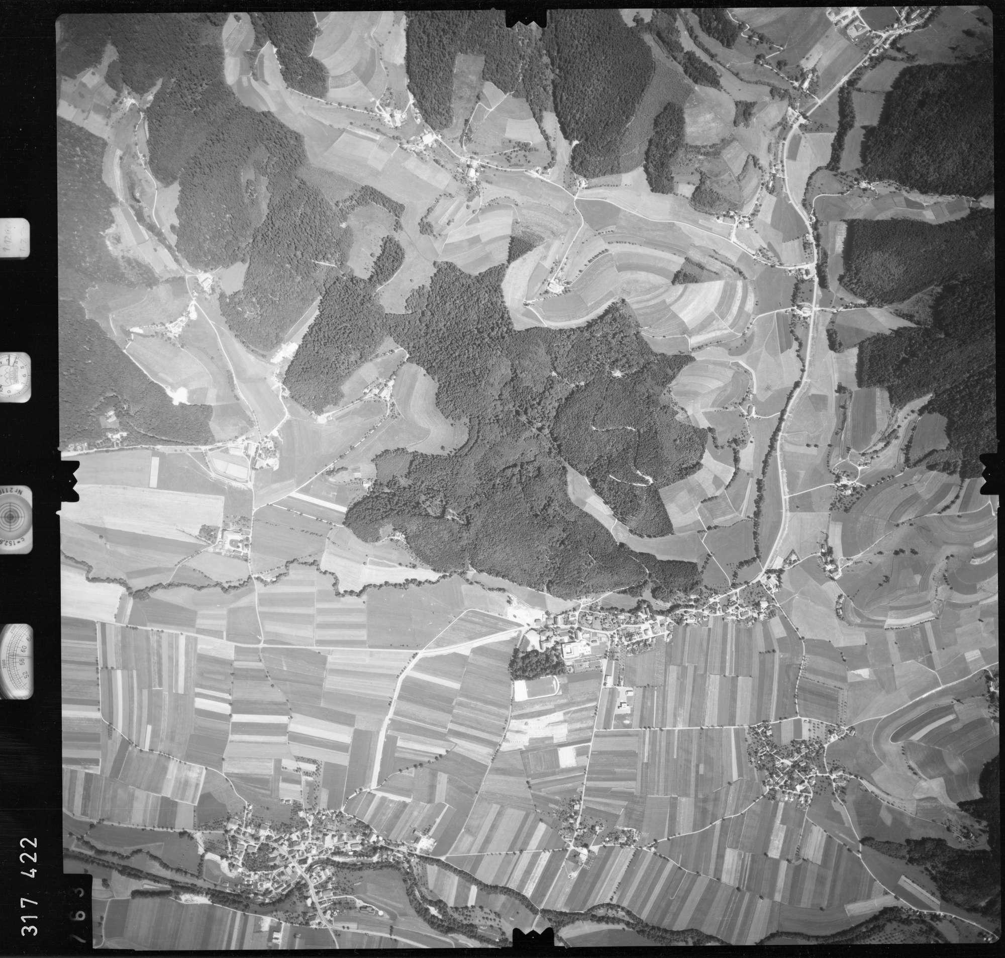 Luftbild: Film 56 Bildnr. 763, Bild 1