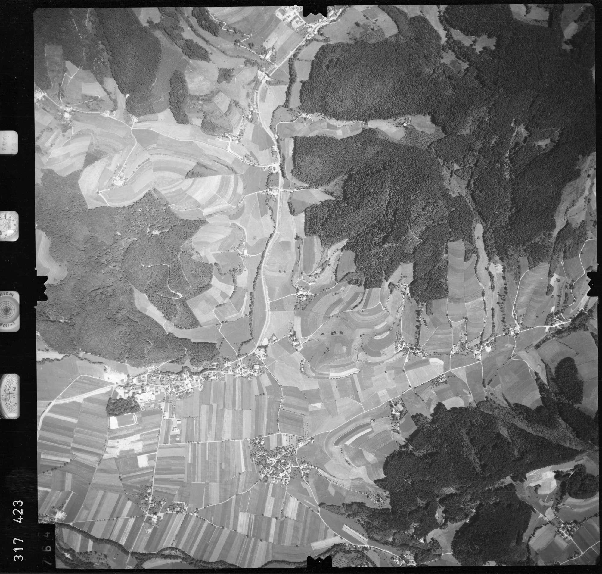 Luftbild: Film 56 Bildnr. 764, Bild 1