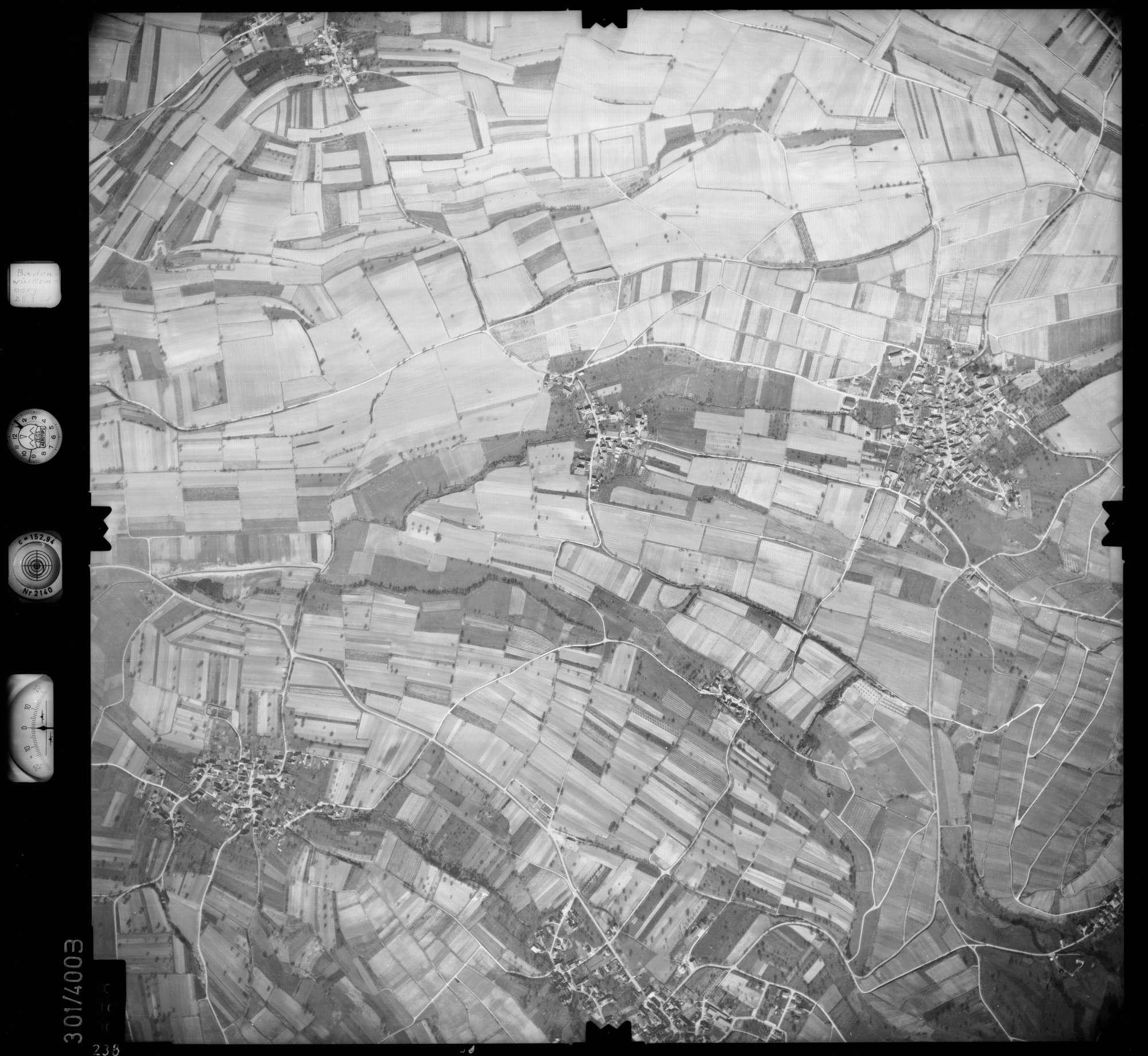 Luftbild: Film 54 Bildnr. 238, Bild 1