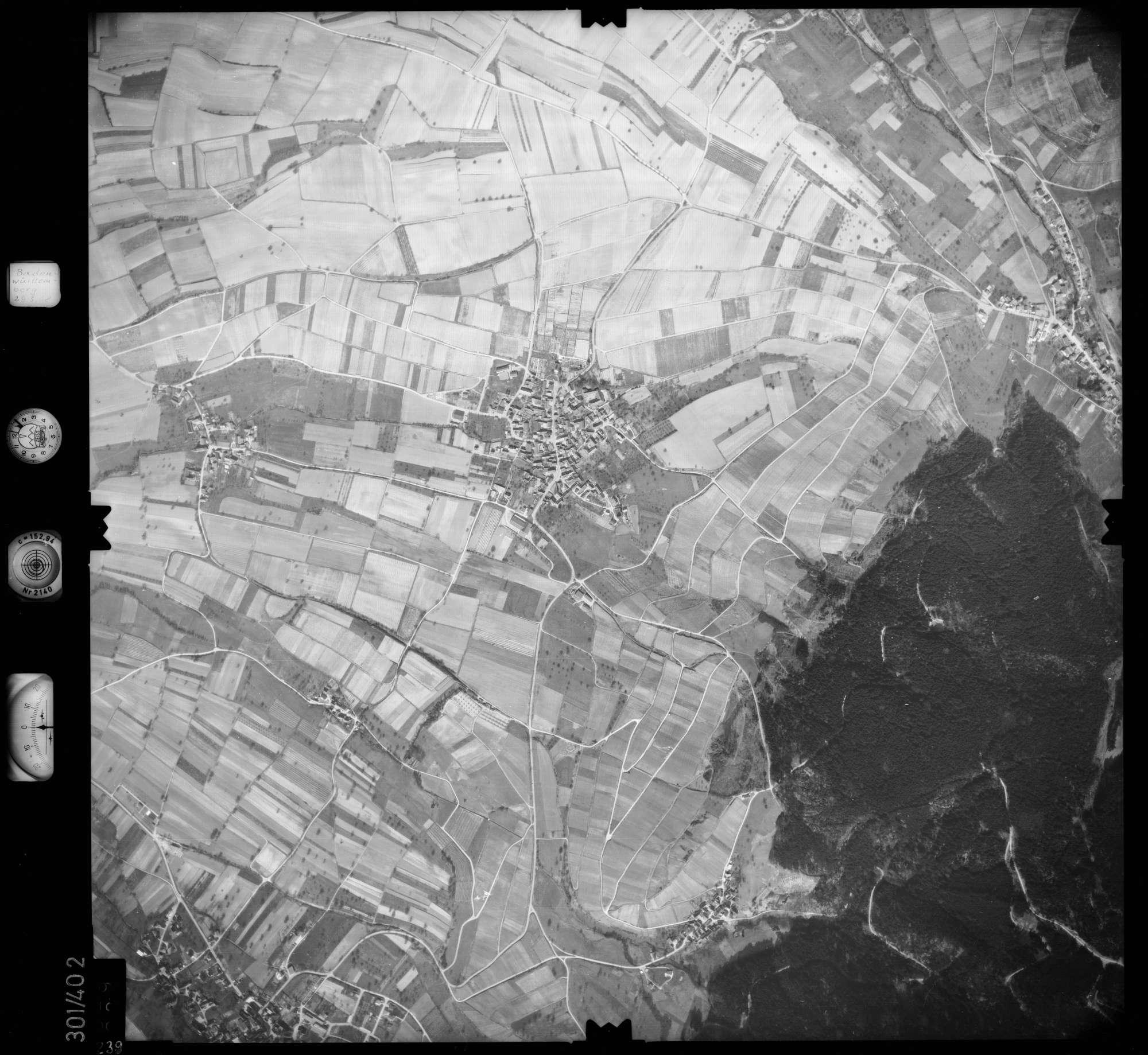Luftbild: Film 54 Bildnr. 239, Bild 1
