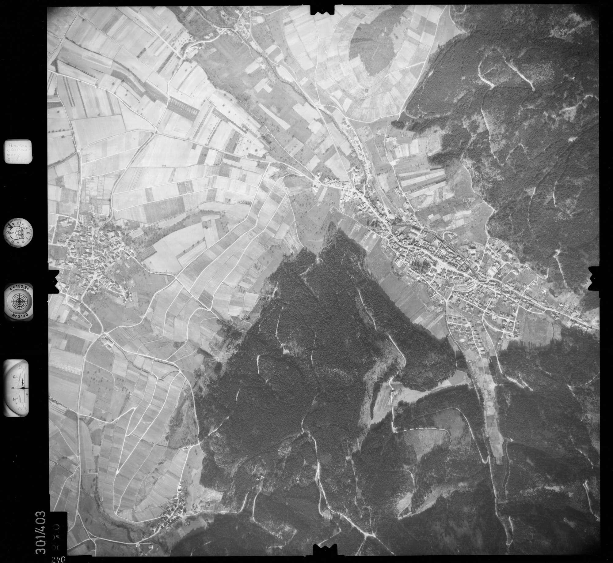 Luftbild: Film 54 Bildnr. 240, Bild 1