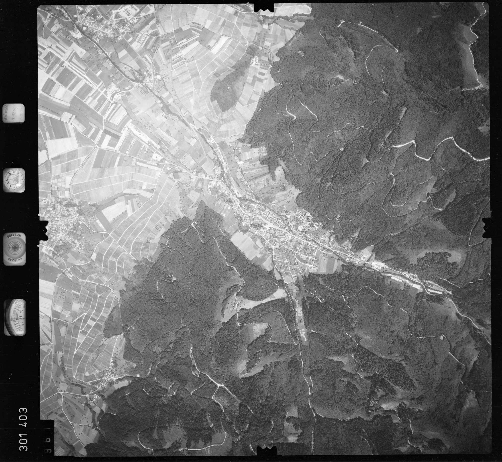 Luftbild: Film 55 Bildnr. 961, Bild 1