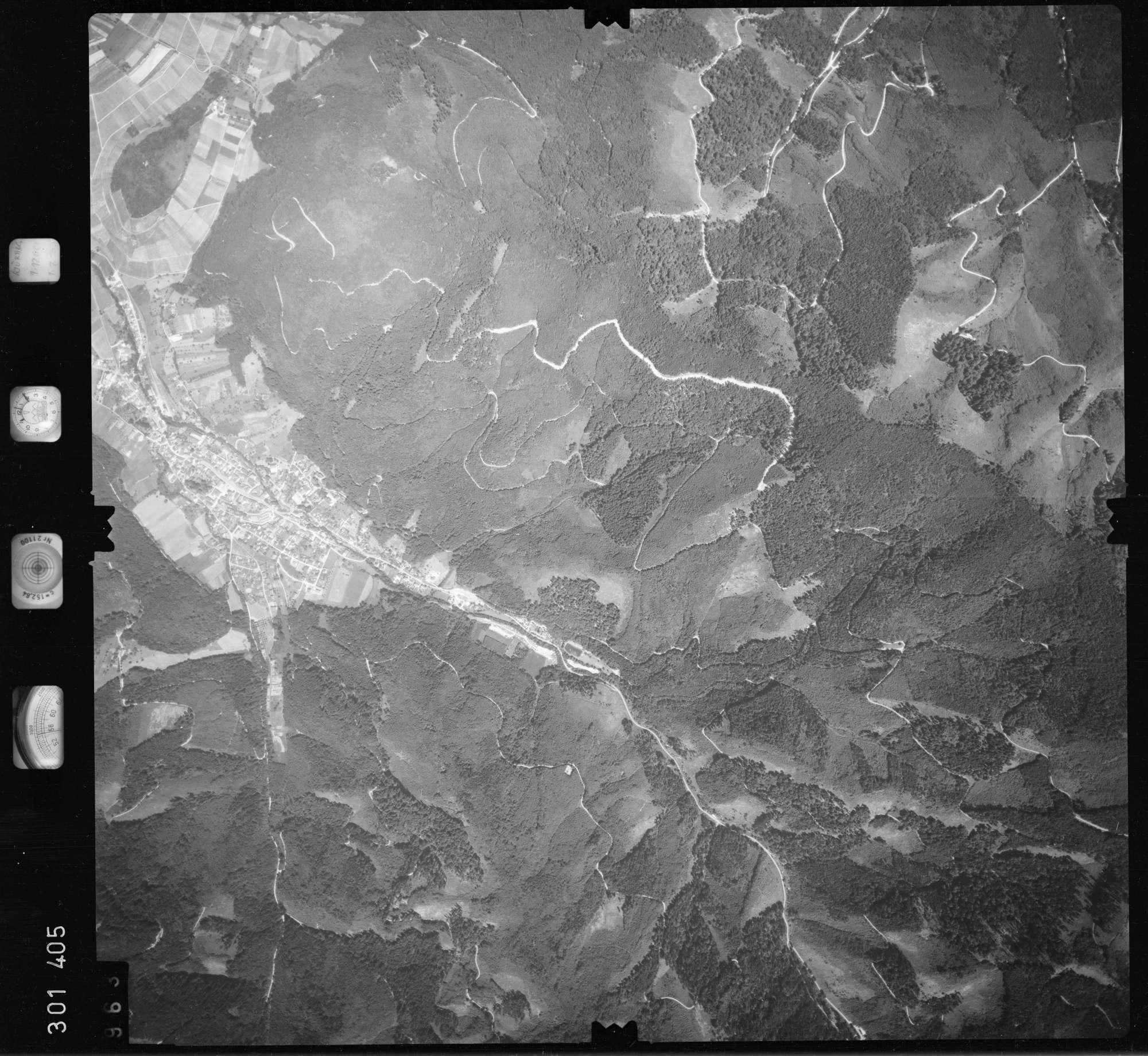 Luftbild: Film 55 Bildnr. 963, Bild 1