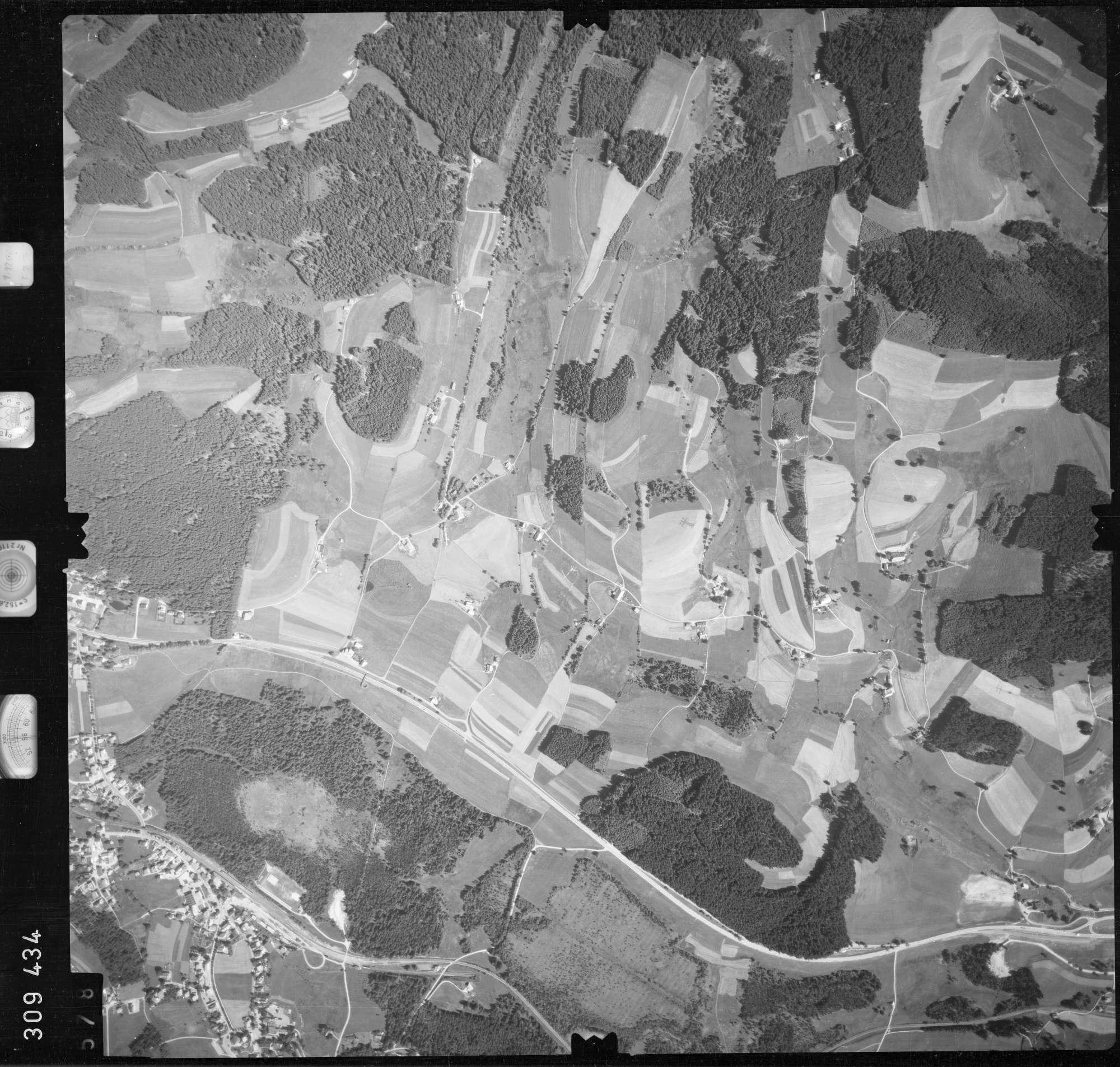 Luftbild: Film 56 Bildnr. 578, Bild 1
