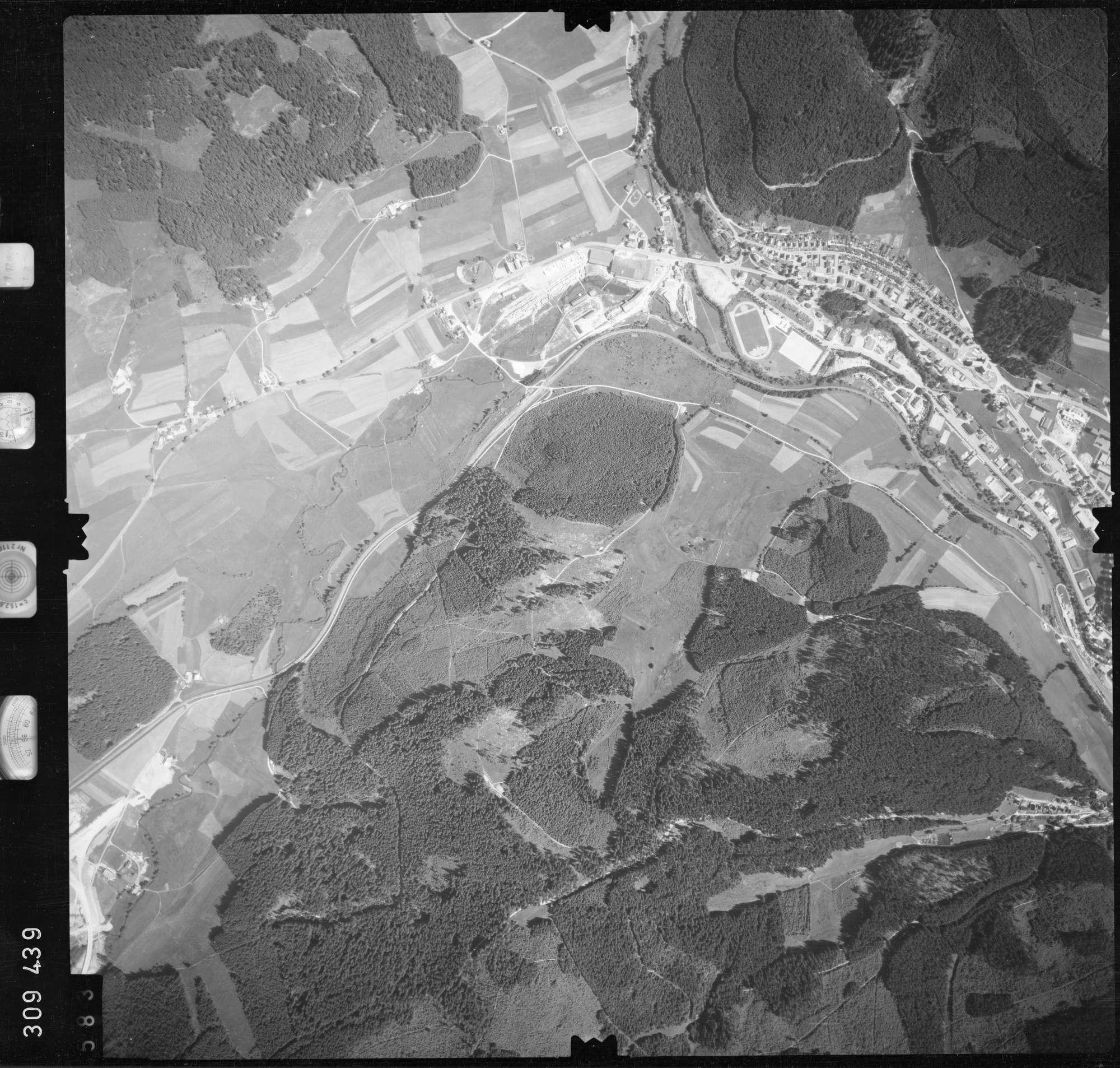 Luftbild: Film 56 Bildnr. 583, Bild 1