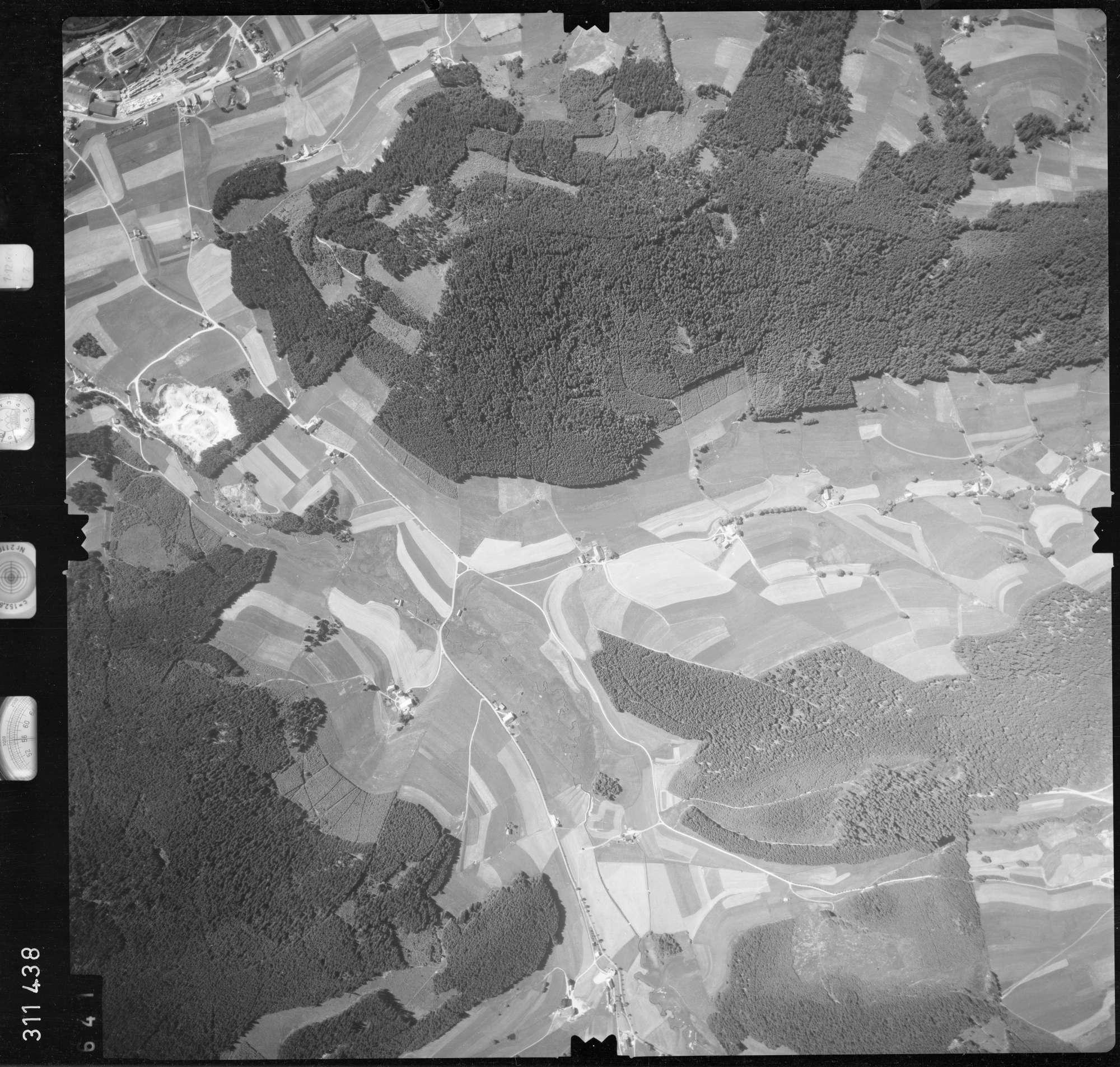 Luftbild: Film 56 Bildnr. 641, Bild 1