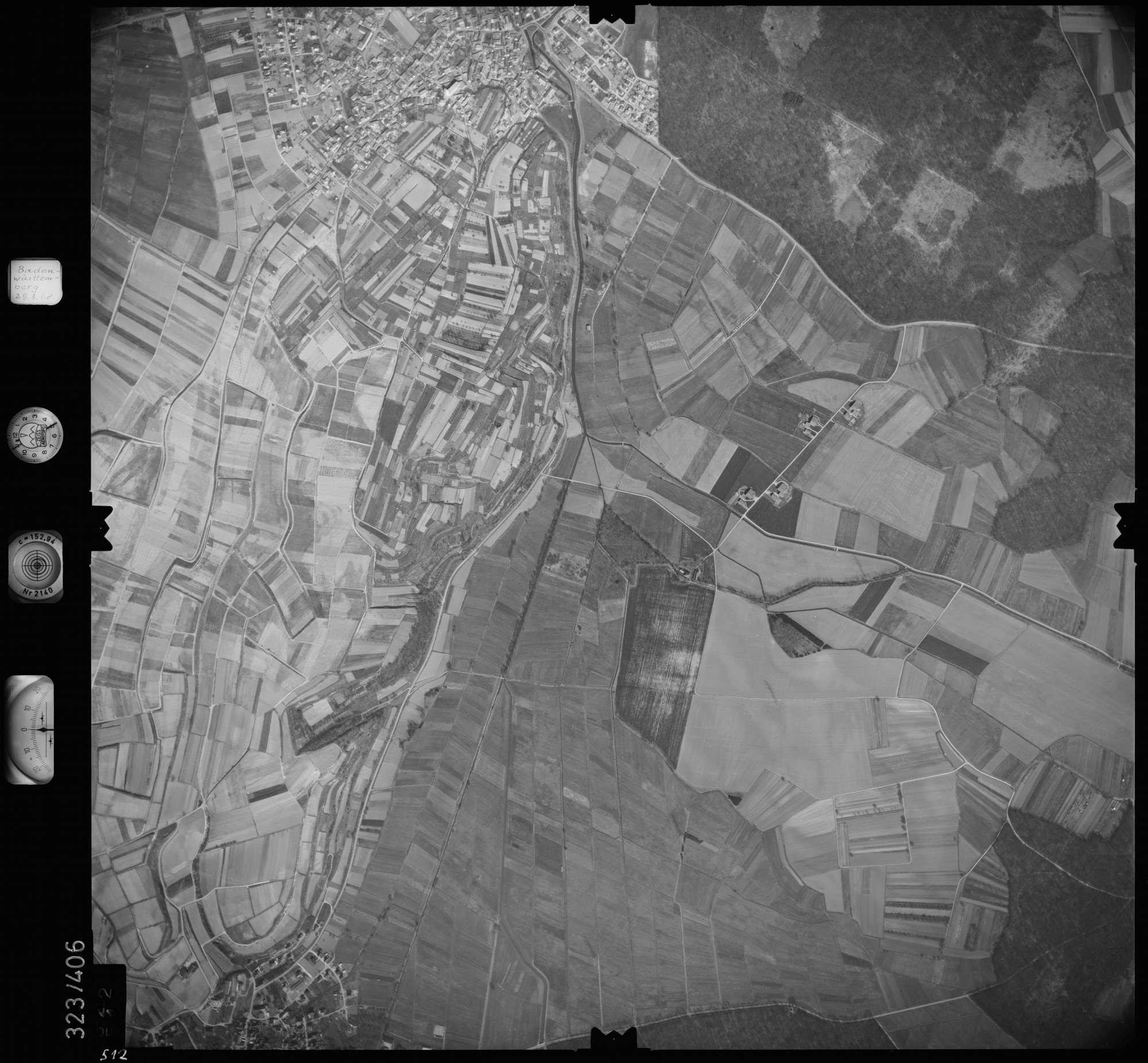 Luftbild: Film 47 Bildnr. 512, Bild 1