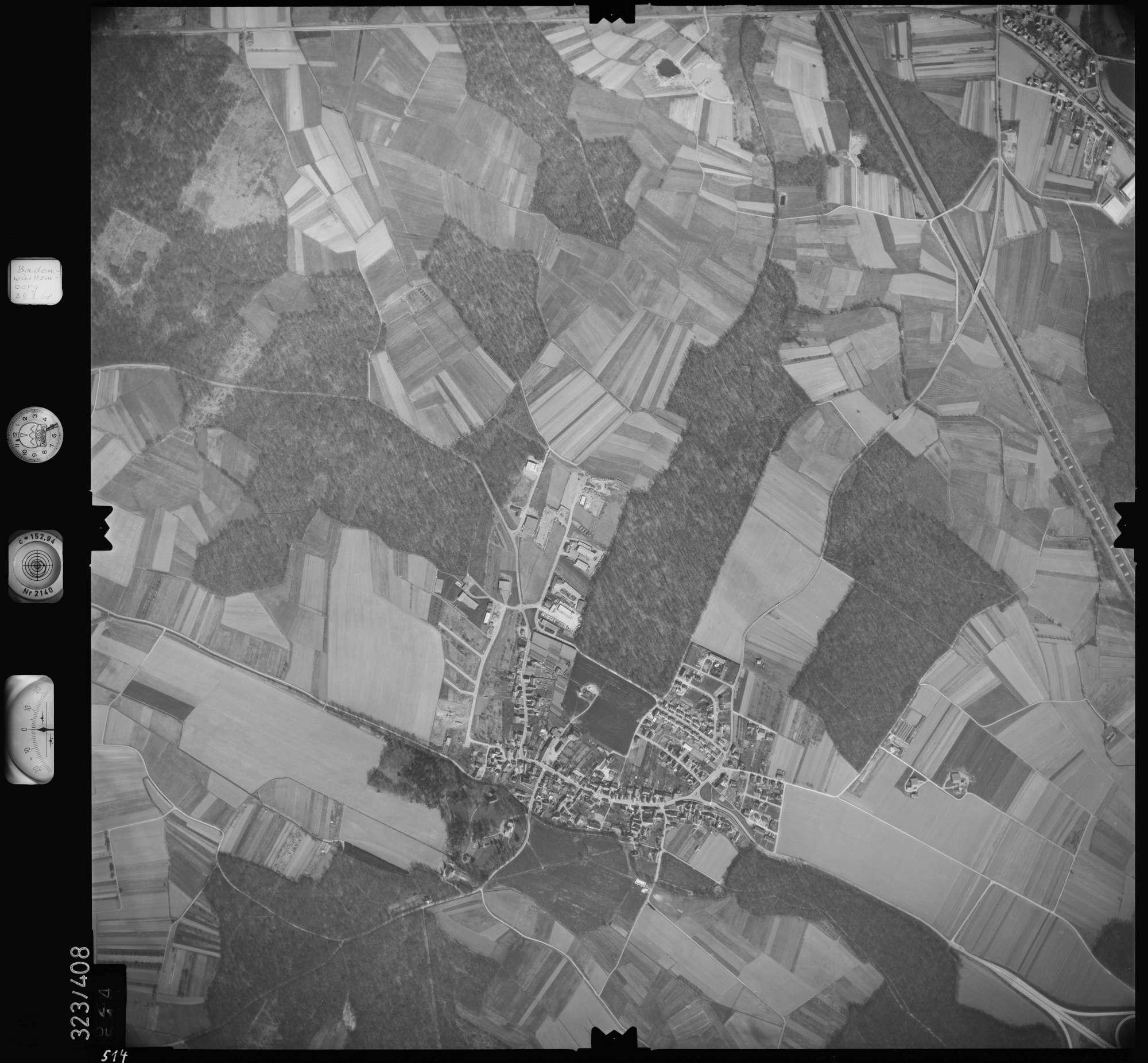 Luftbild: Film 47 Bildnr. 514, Bild 1