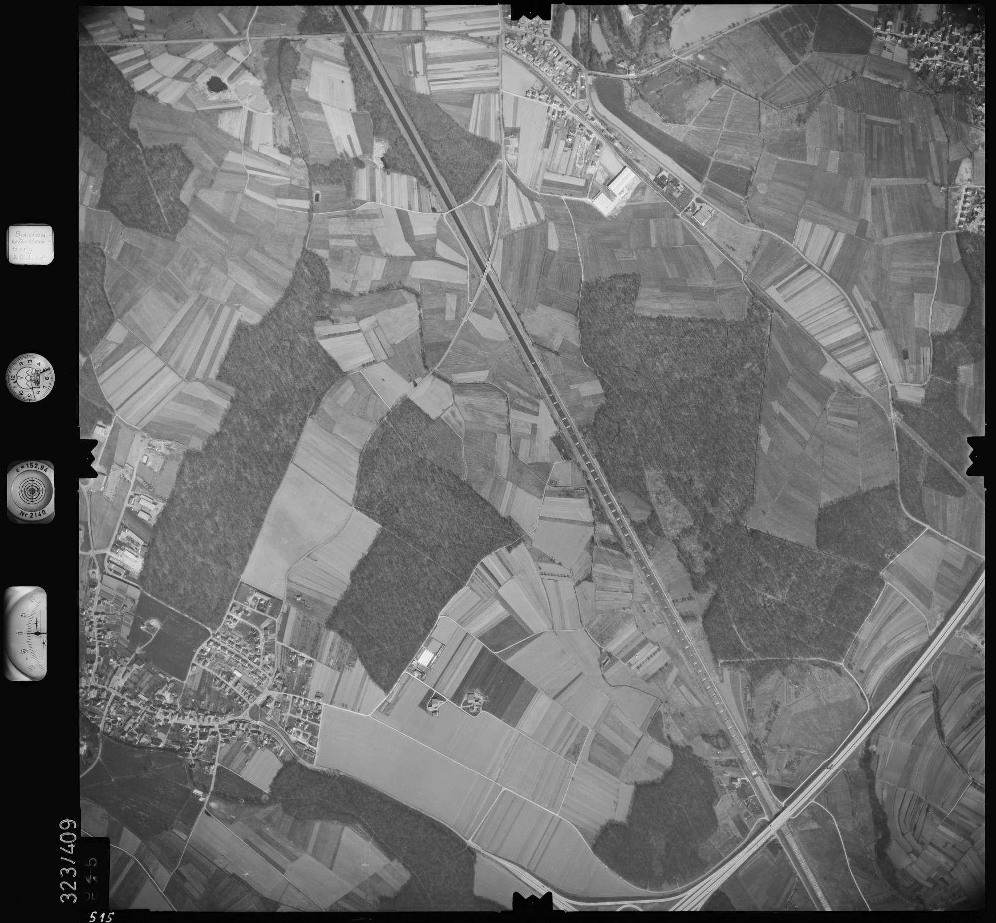 Luftbild: Film 47 Bildnr. 515, Bild 1