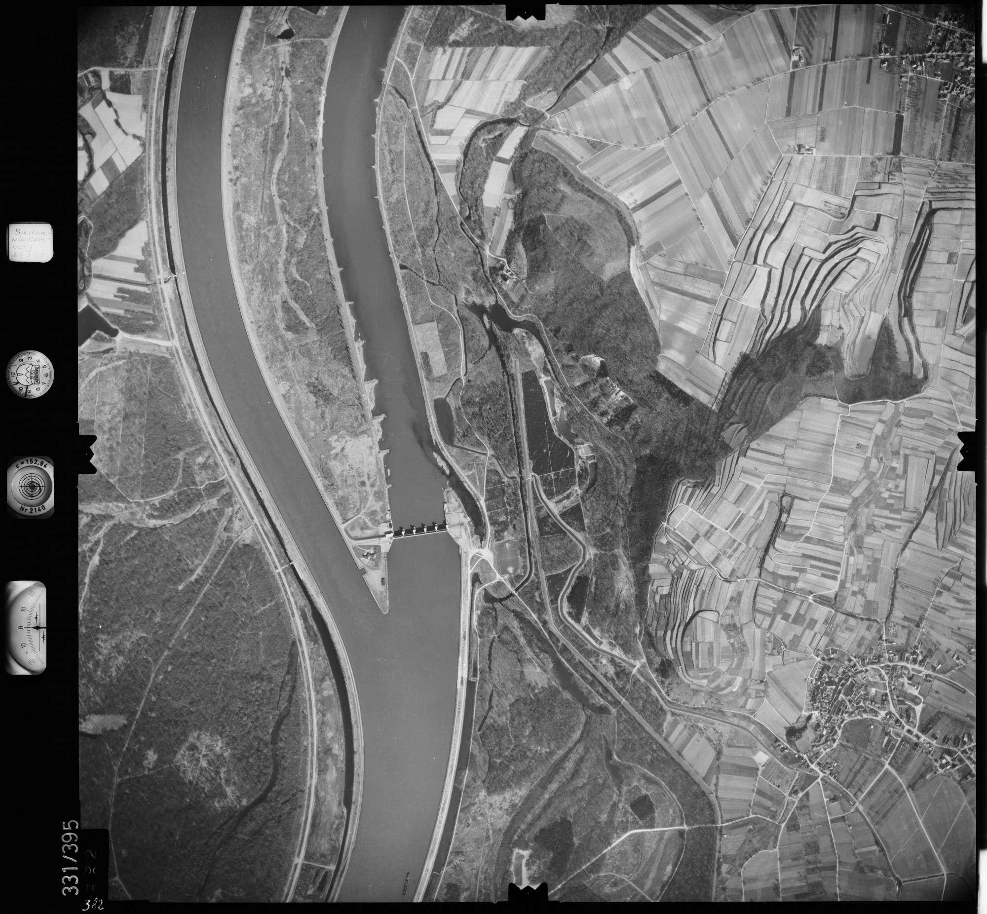 Luftbild: Film 47 Bildnr. 382, Bild 1