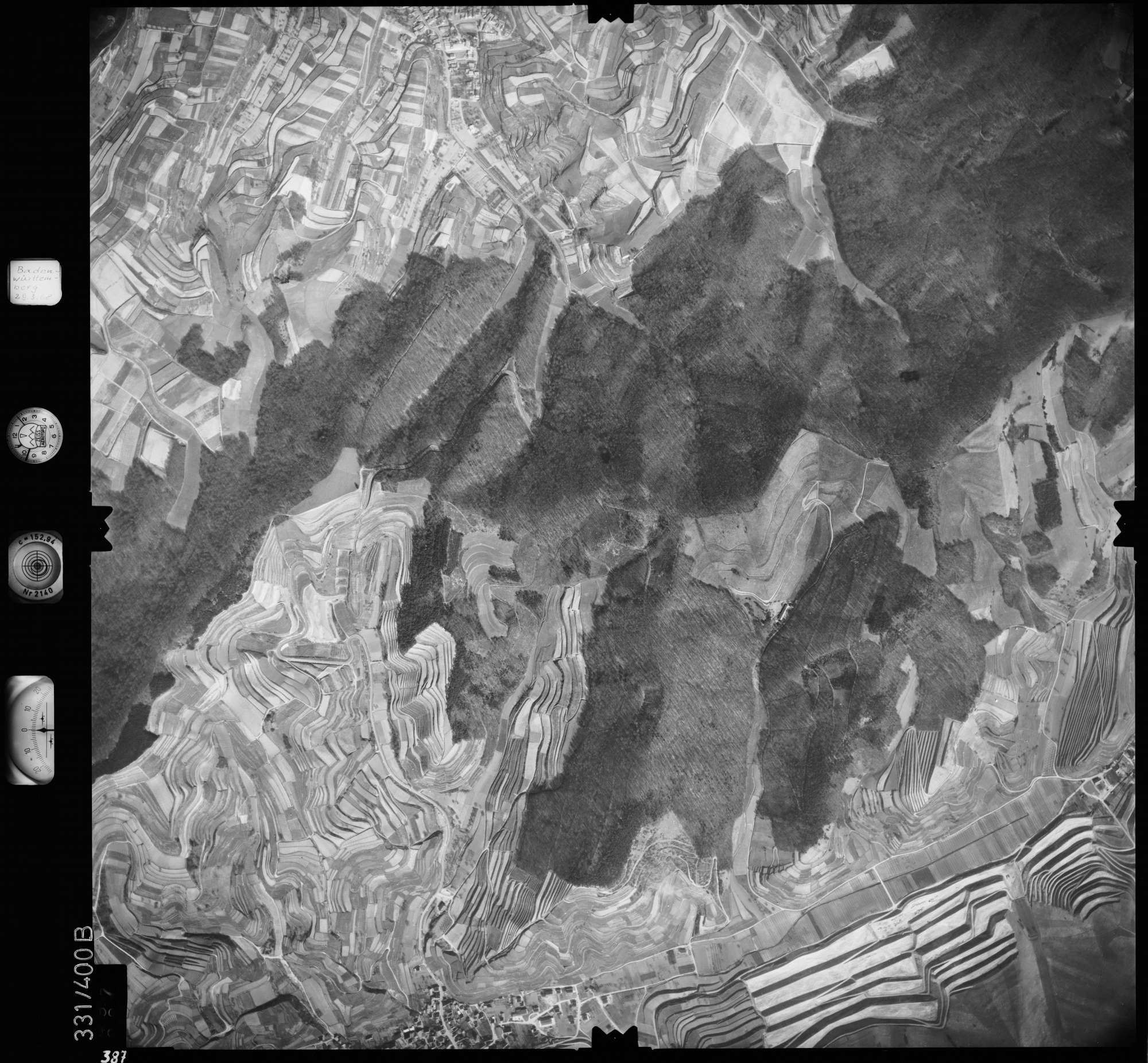 Luftbild: Film 47 Bildnr. 387, Bild 1