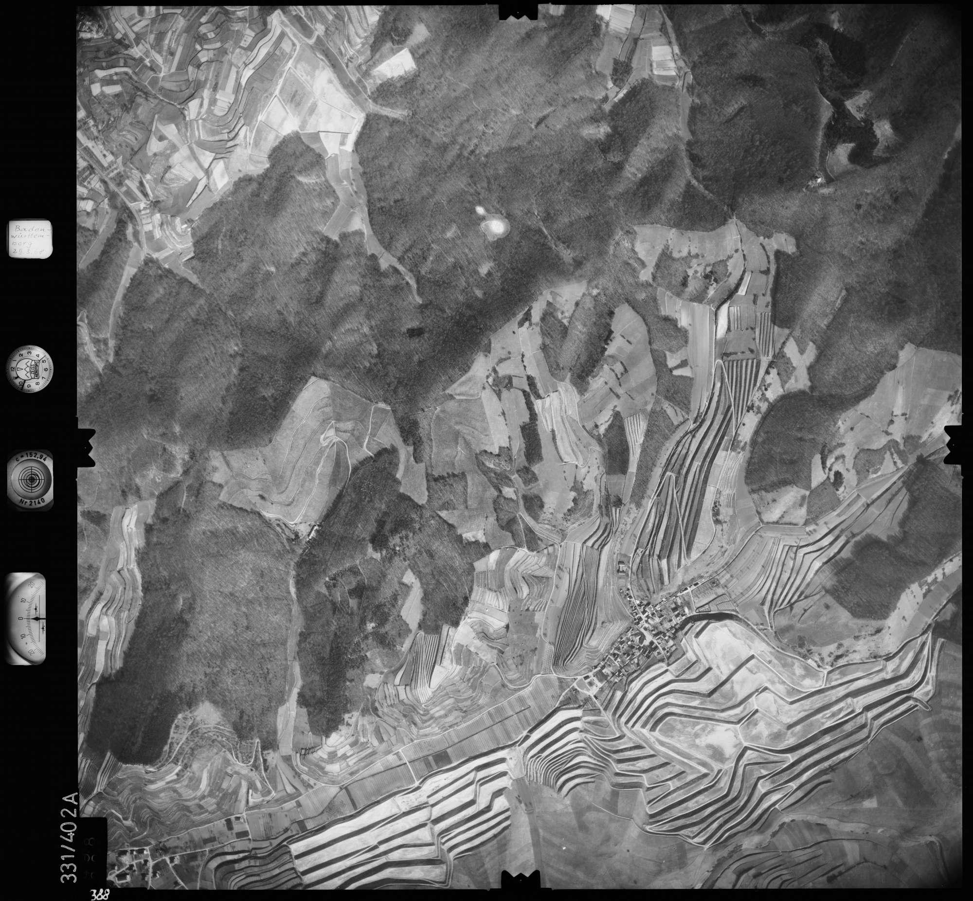 Luftbild: Film 47 Bildnr. 388, Bild 1