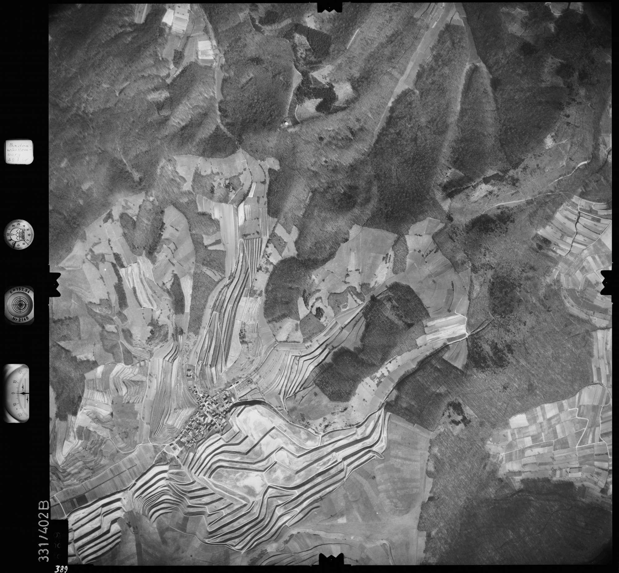 Luftbild: Film 47 Bildnr. 389, Bild 1