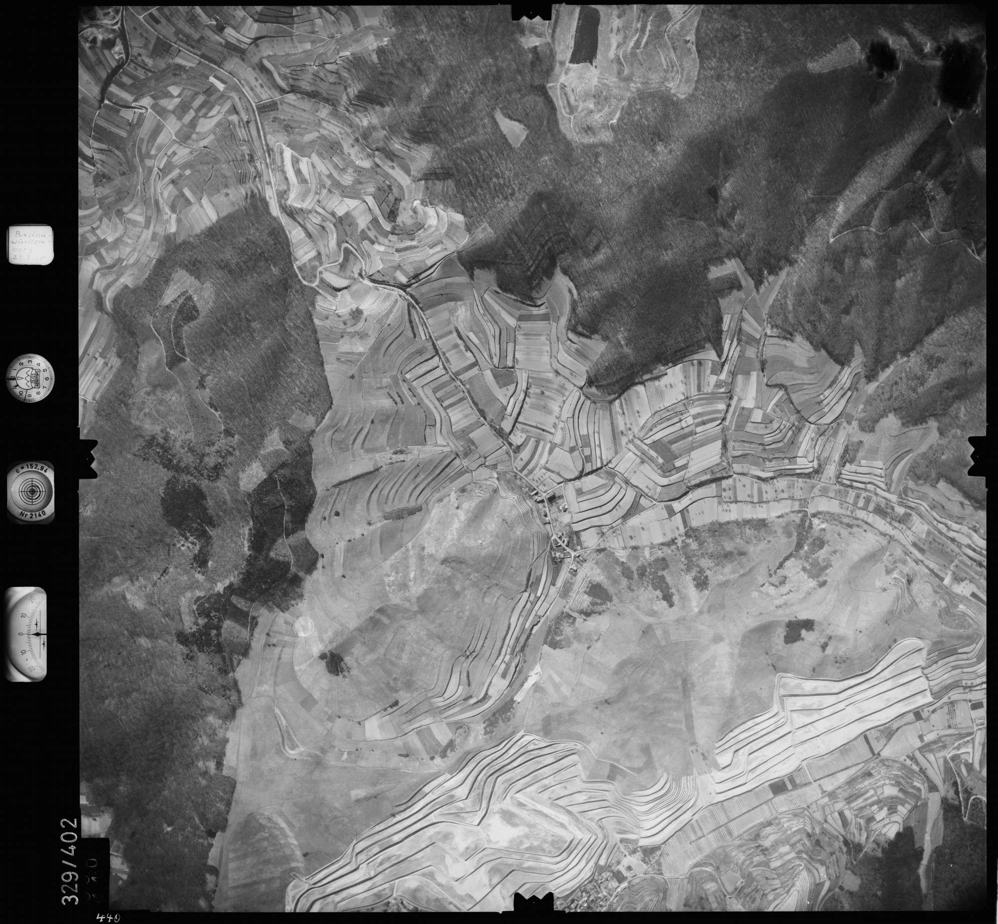 Luftbild: Film 47 Bildnr. 440, Bild 1
