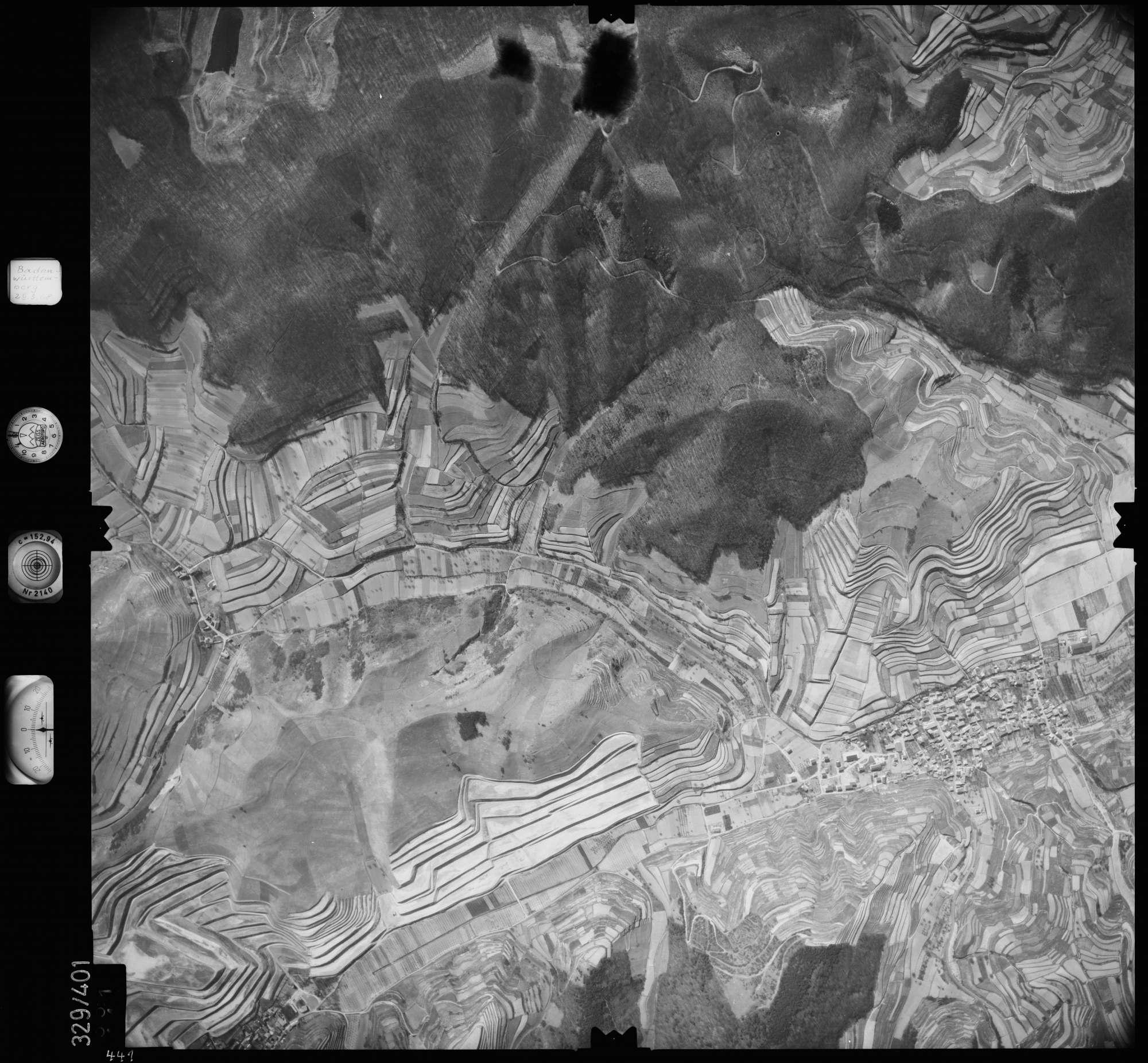 Luftbild: Film 47 Bildnr. 441, Bild 1