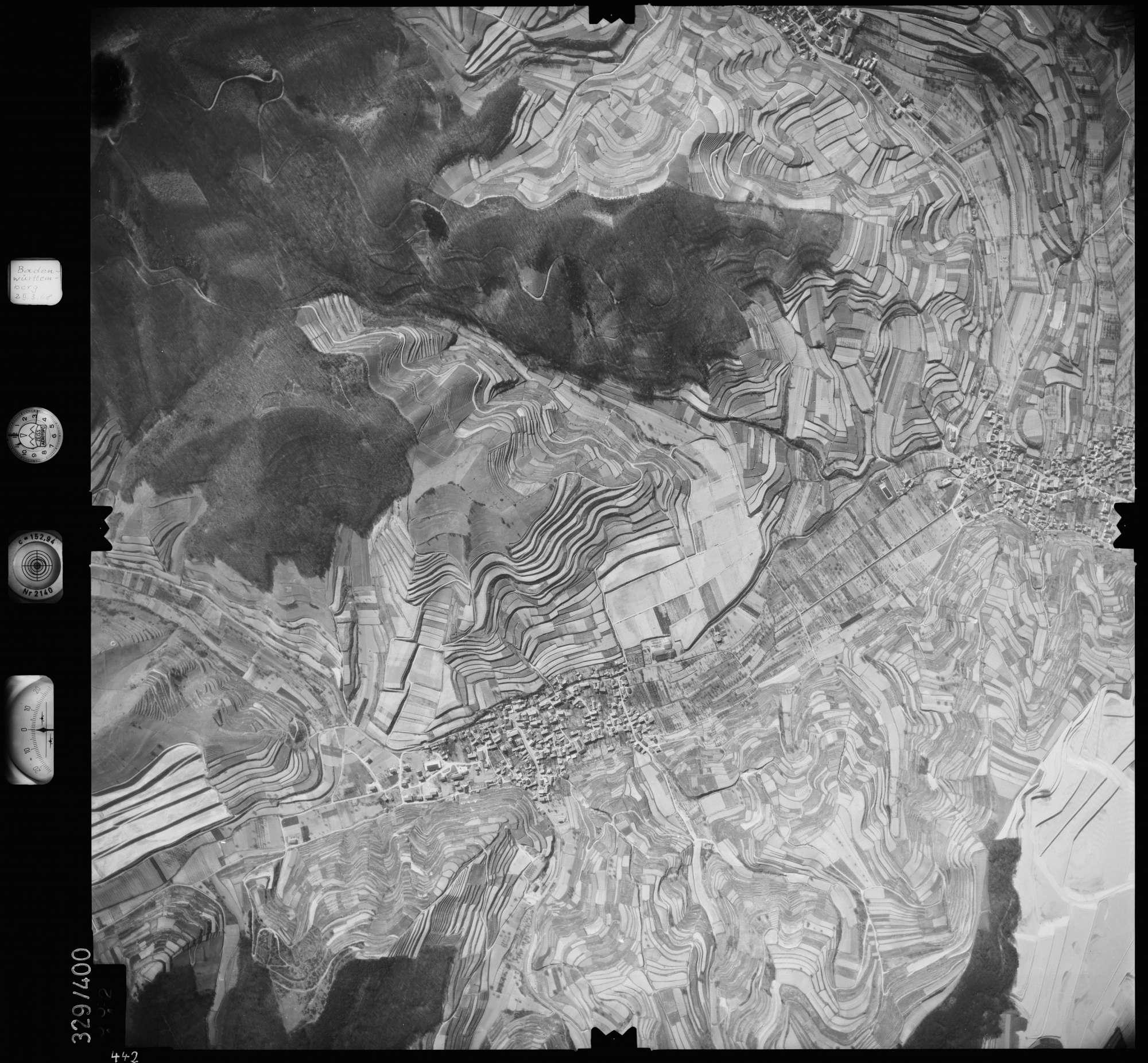 Luftbild: Film 47 Bildnr. 442, Bild 1
