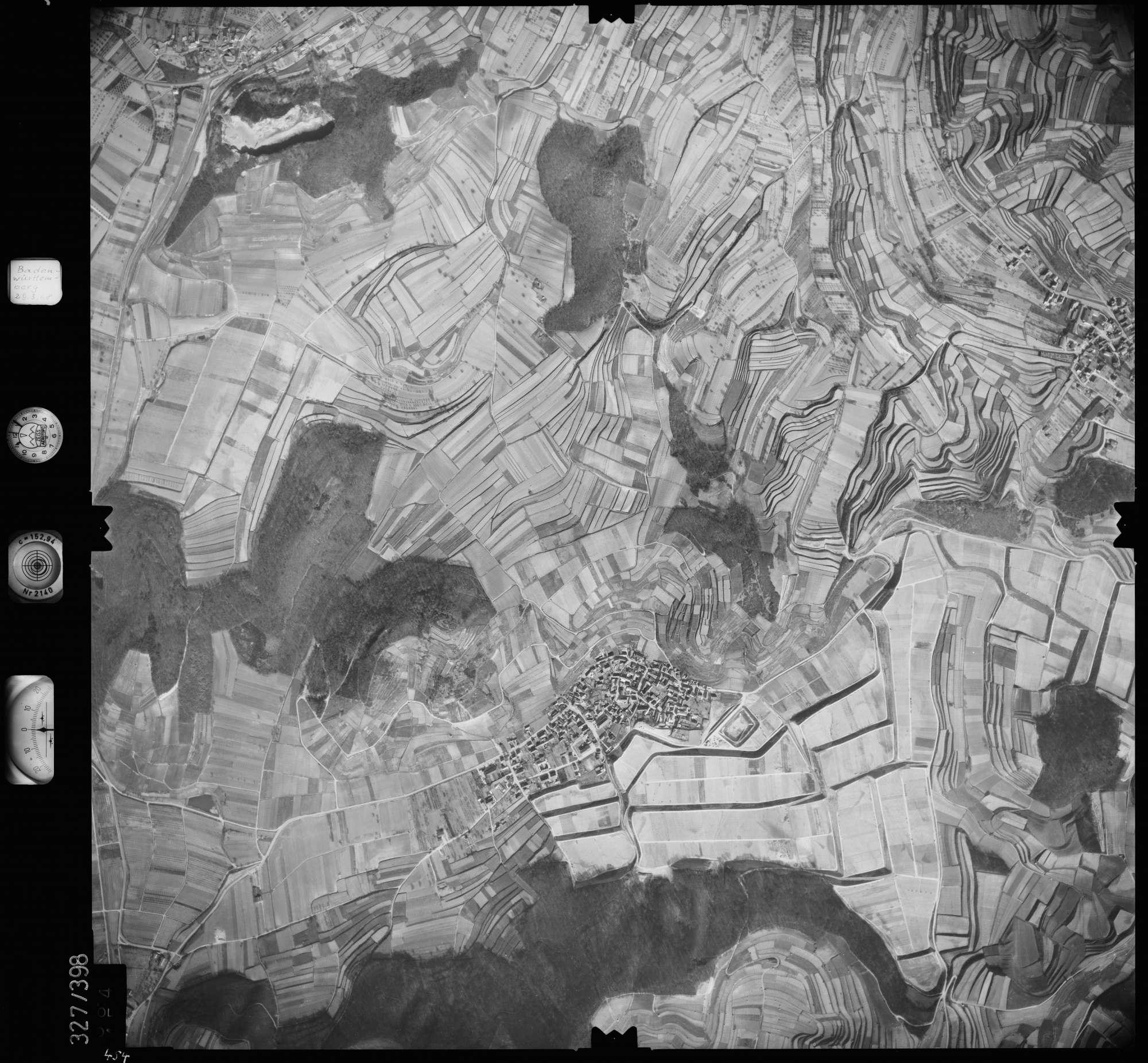 Luftbild: Film 47 Bildnr. 454, Bild 1