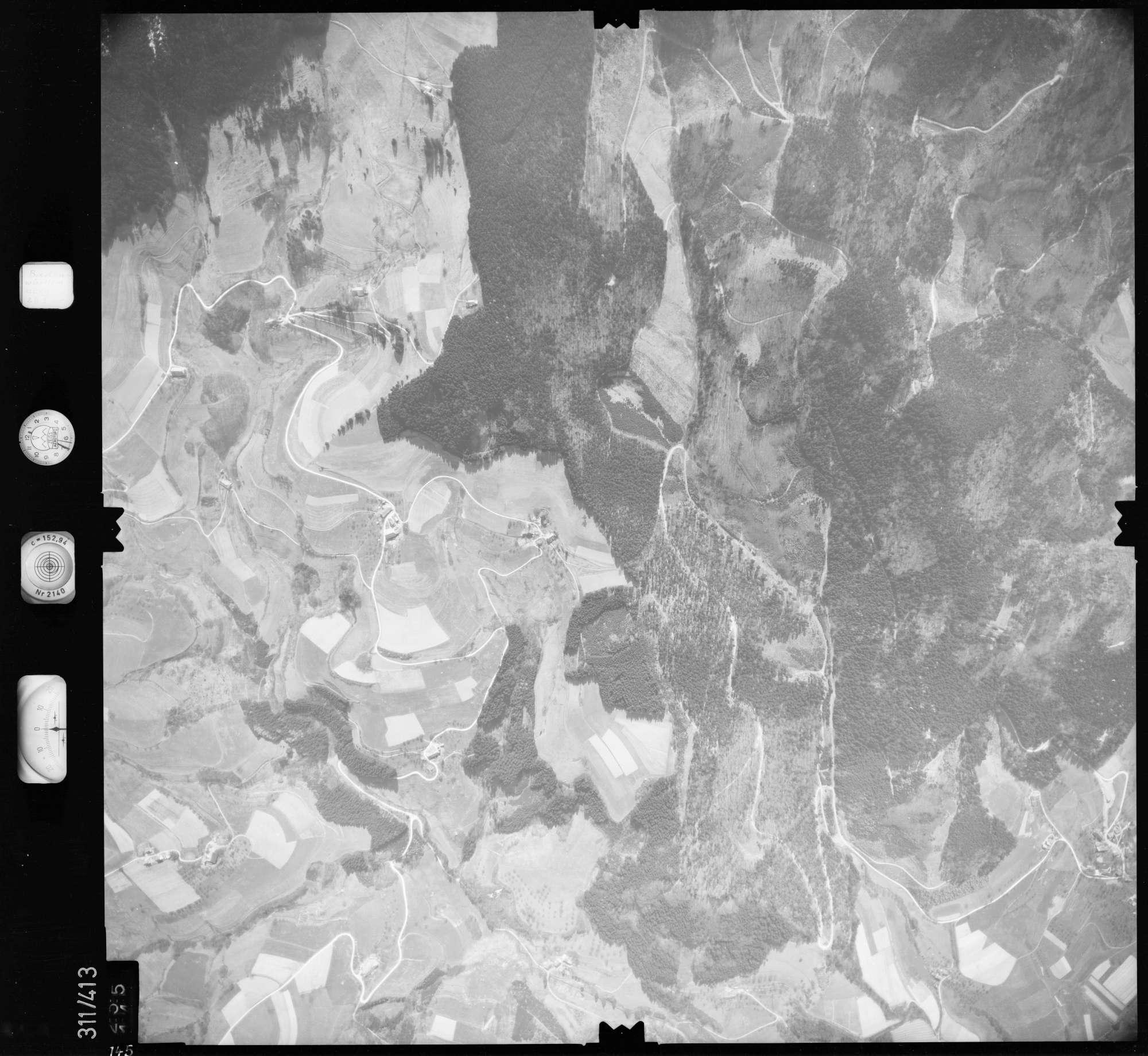 Luftbild: Film 54 Bildnr. 145, Bild 1