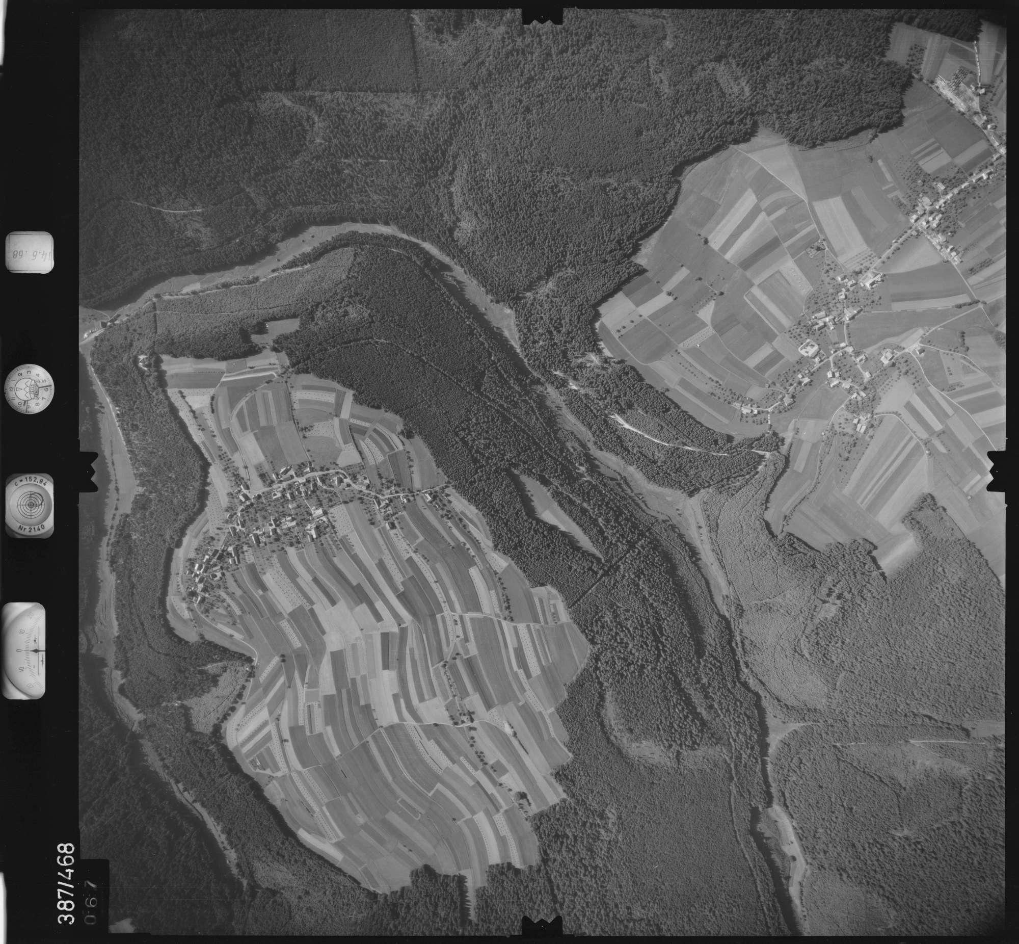 Luftbild: Film 21 Bildnr. 67, Bild 1