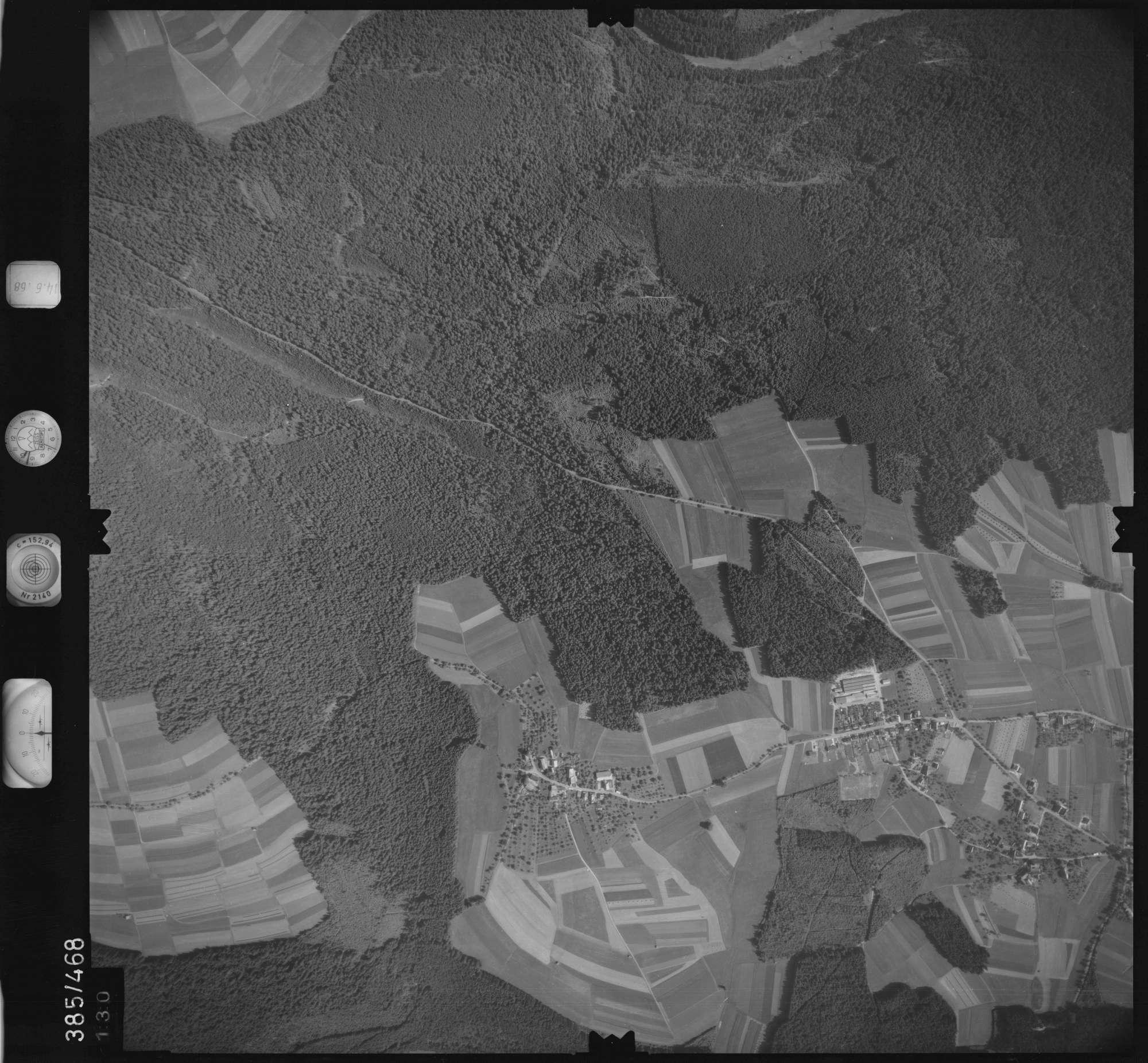 Luftbild: Film 21 Bildnr. 130, Bild 1