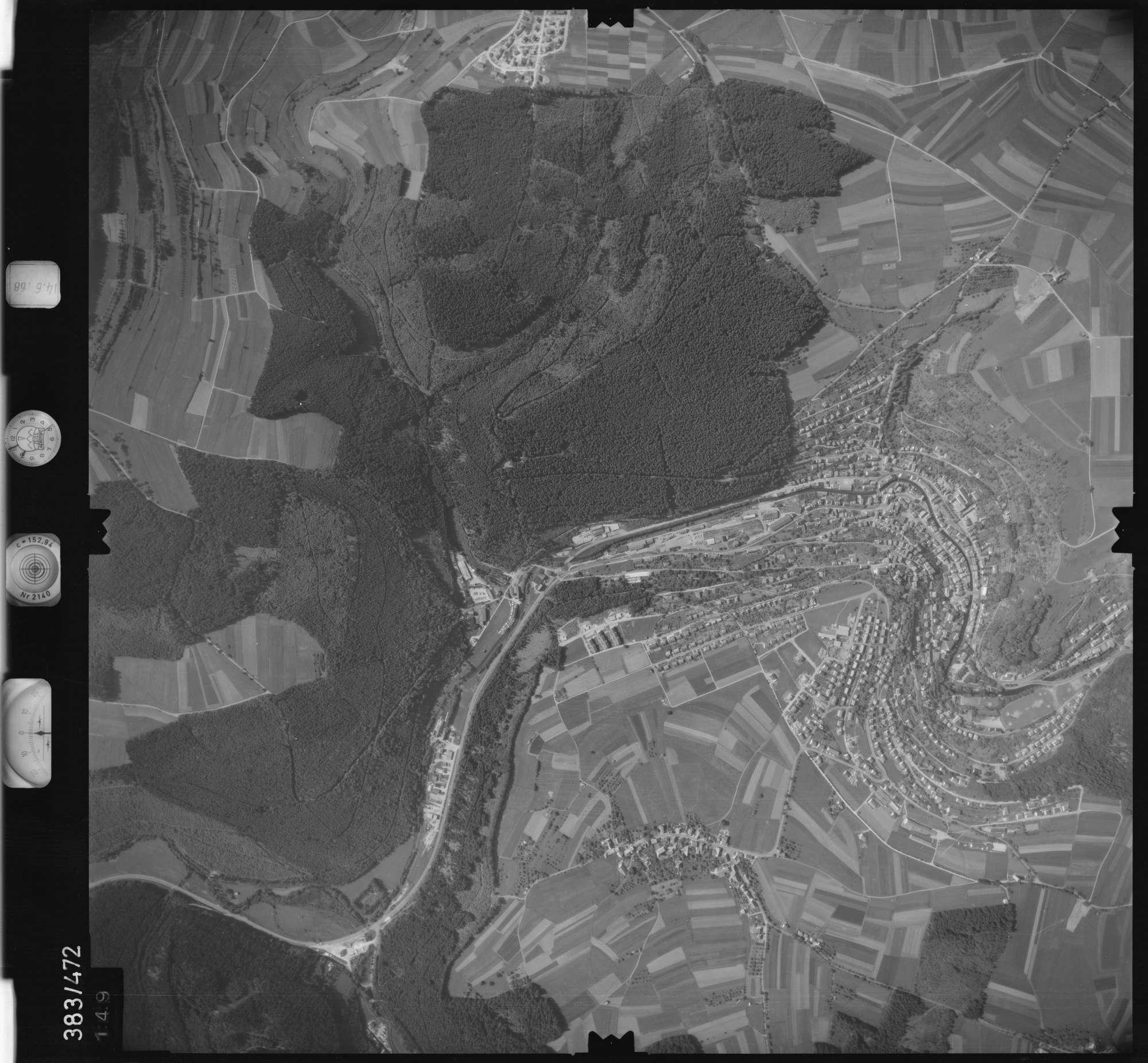 Luftbild: Film 21 Bildnr. 149, Bild 1
