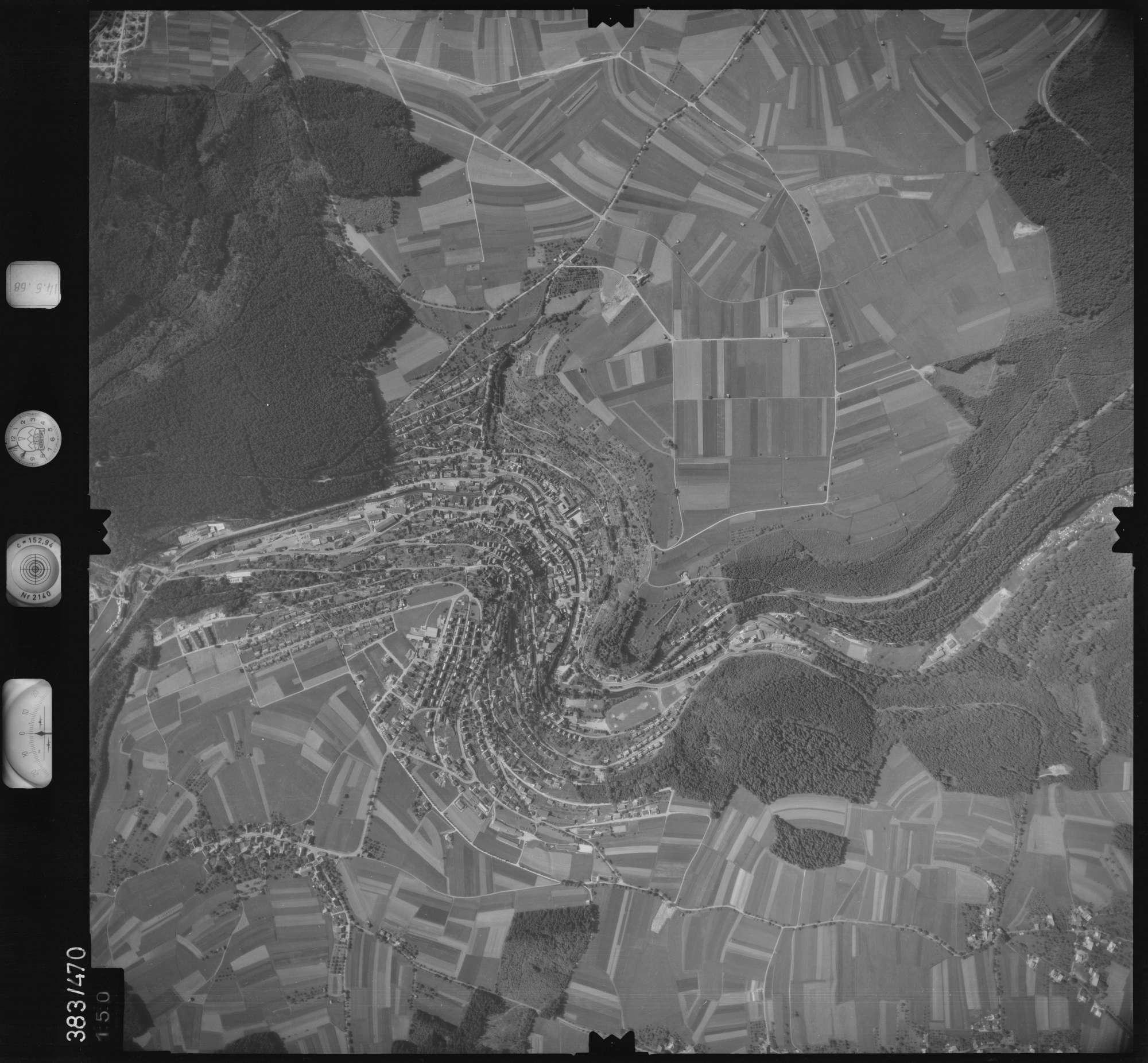 Luftbild: Film 21 Bildnr. 150, Bild 1