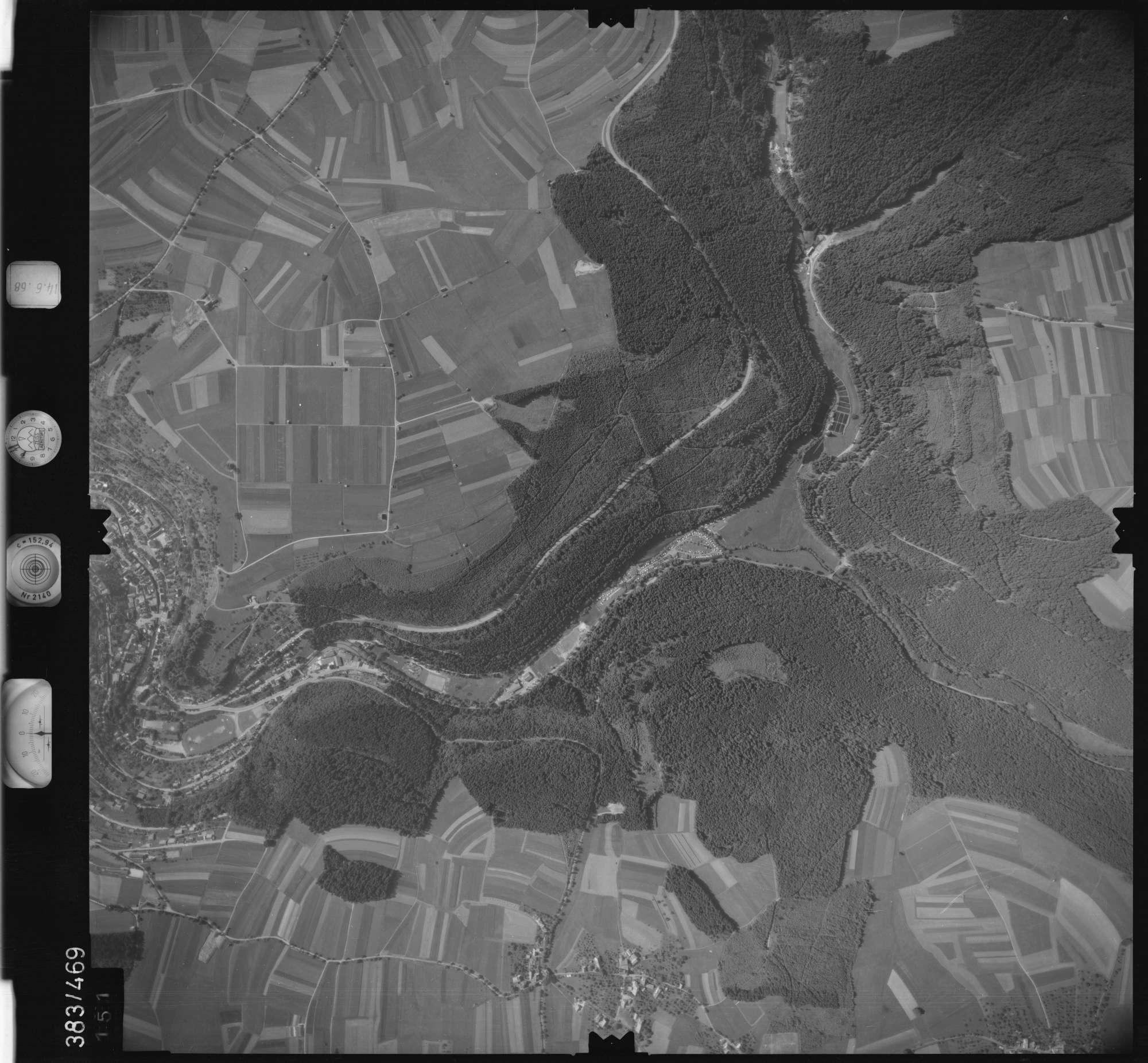 Luftbild: Film 21 Bildnr. 151, Bild 1