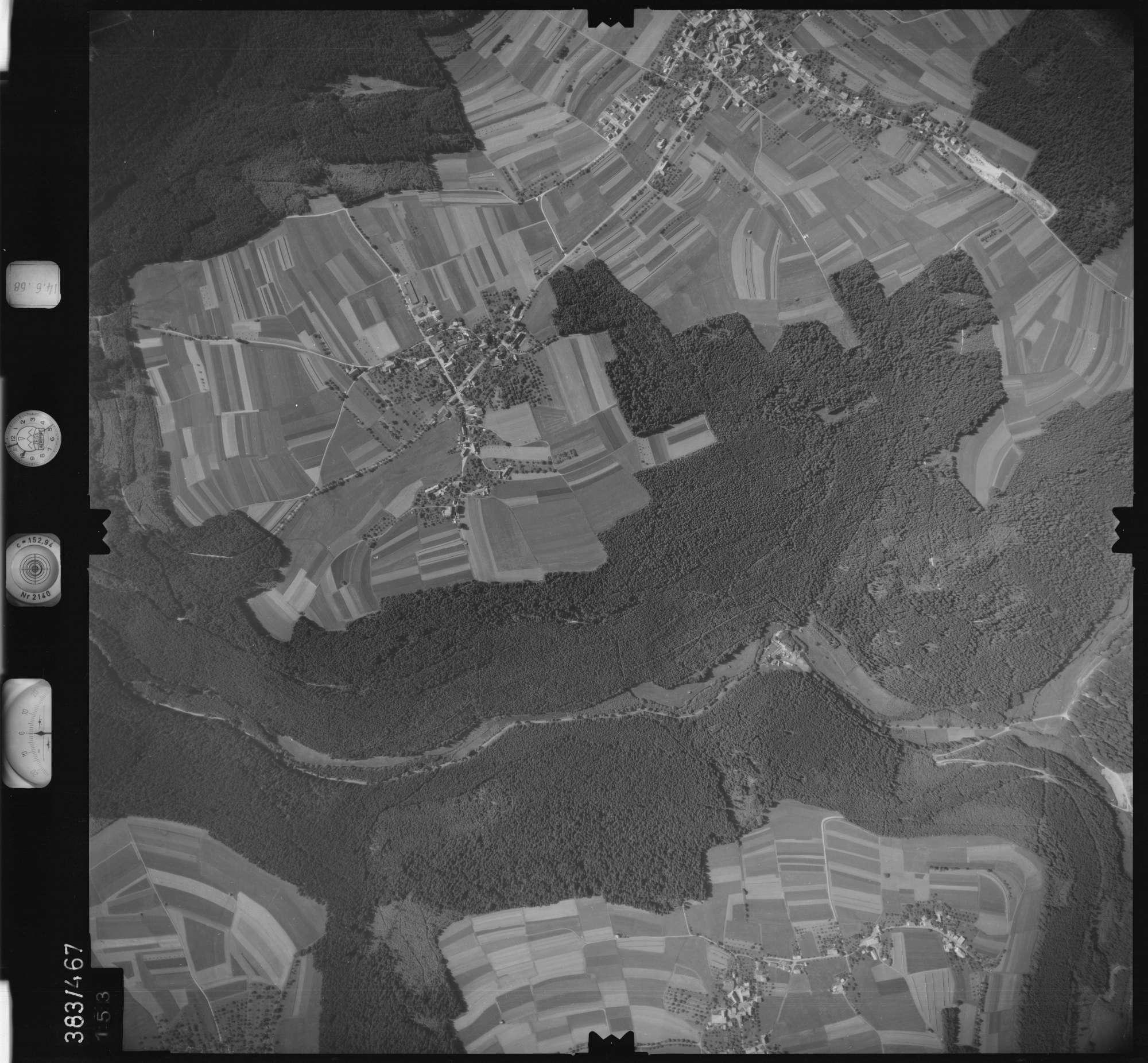 Luftbild: Film 21 Bildnr. 153, Bild 1