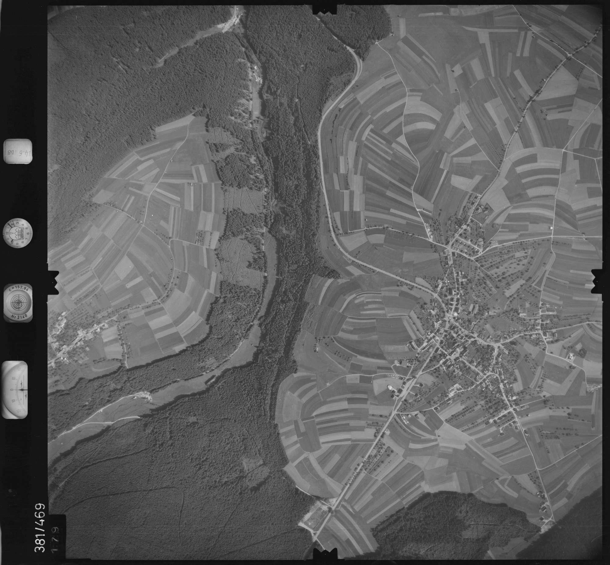 Luftbild: Film 21 Bildnr. 179, Bild 1