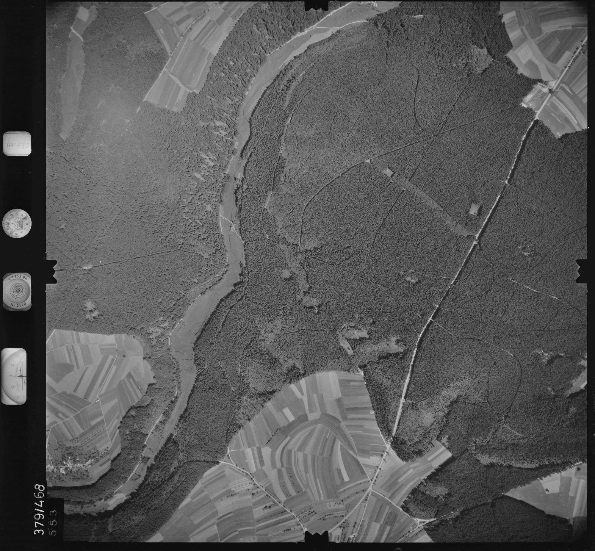 Luftbild: Film 29 Bildnr. 553, Bild 1
