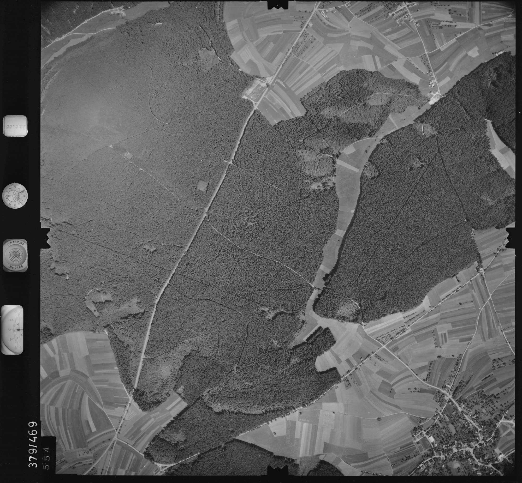 Luftbild: Film 29 Bildnr. 554, Bild 1