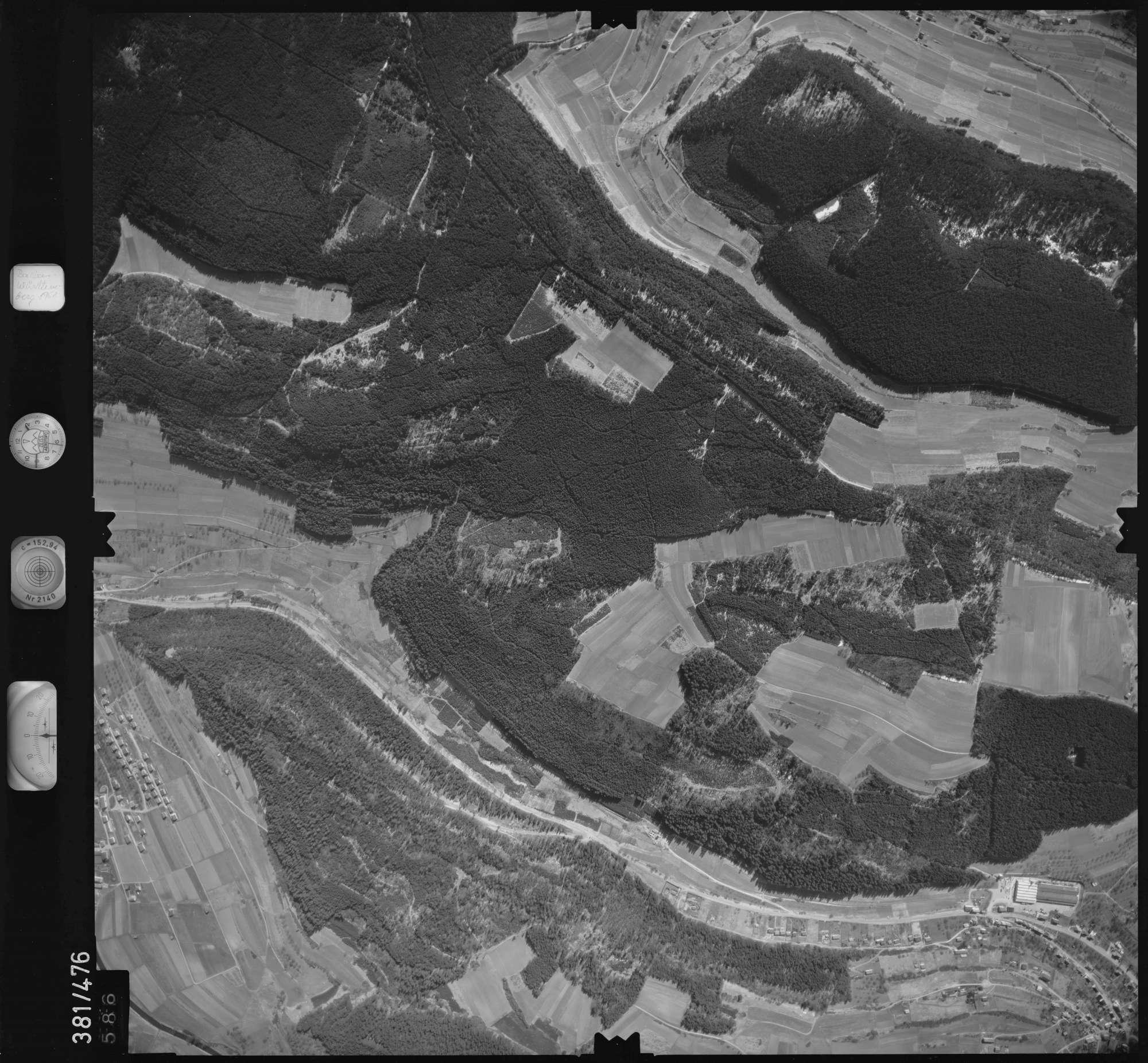 Luftbild: Film 31 Bildnr. 586, Bild 1