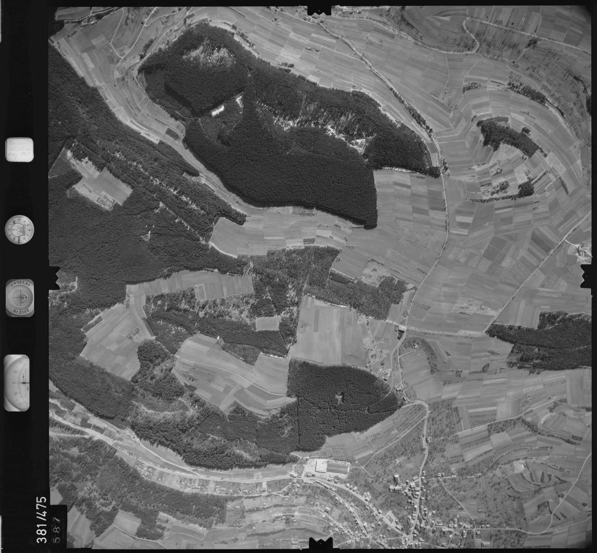 Luftbild: Film 31 Bildnr. 587, Bild 1