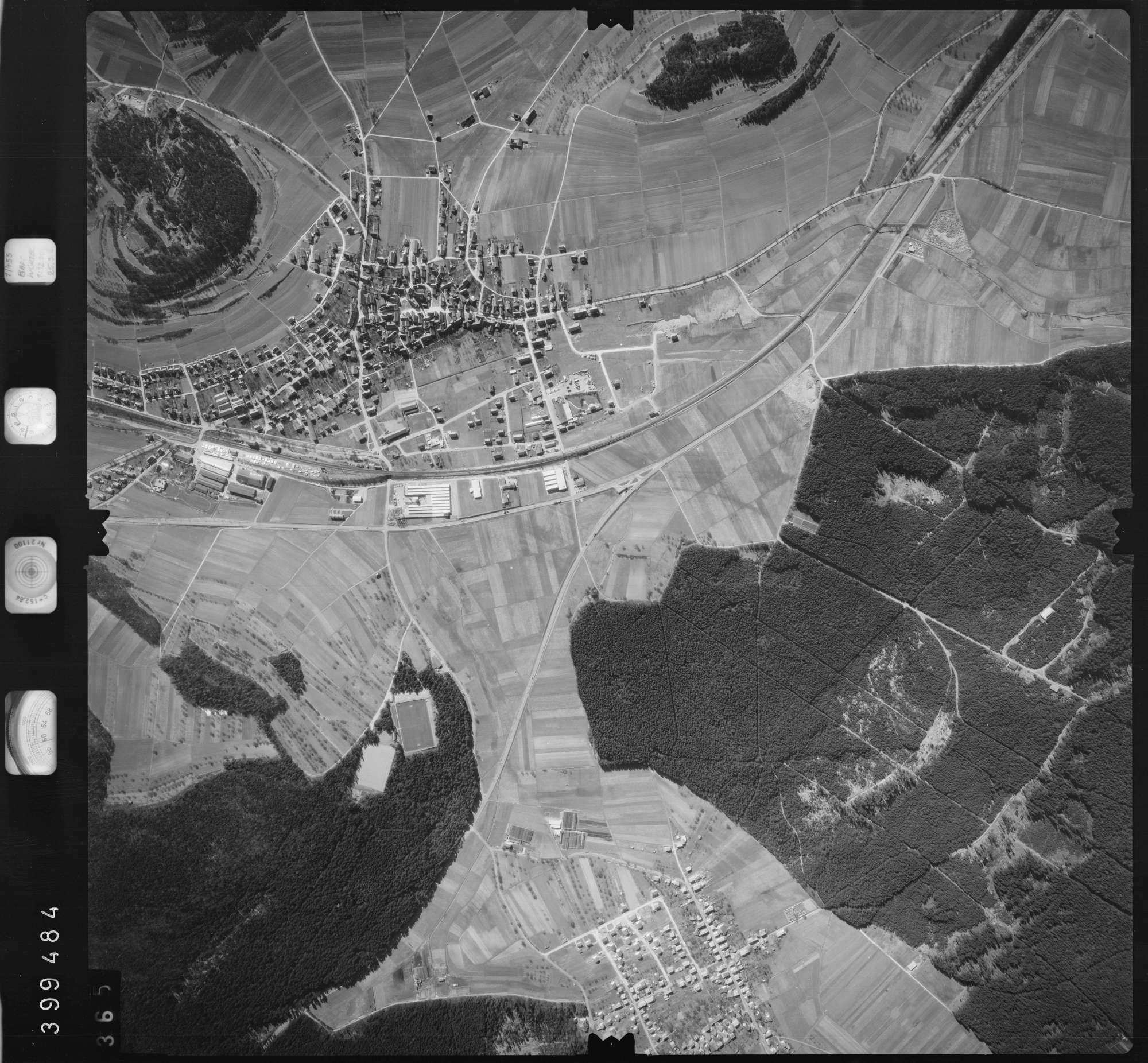 Luftbild: Film 13 Bildnr. 365, Bild 1
