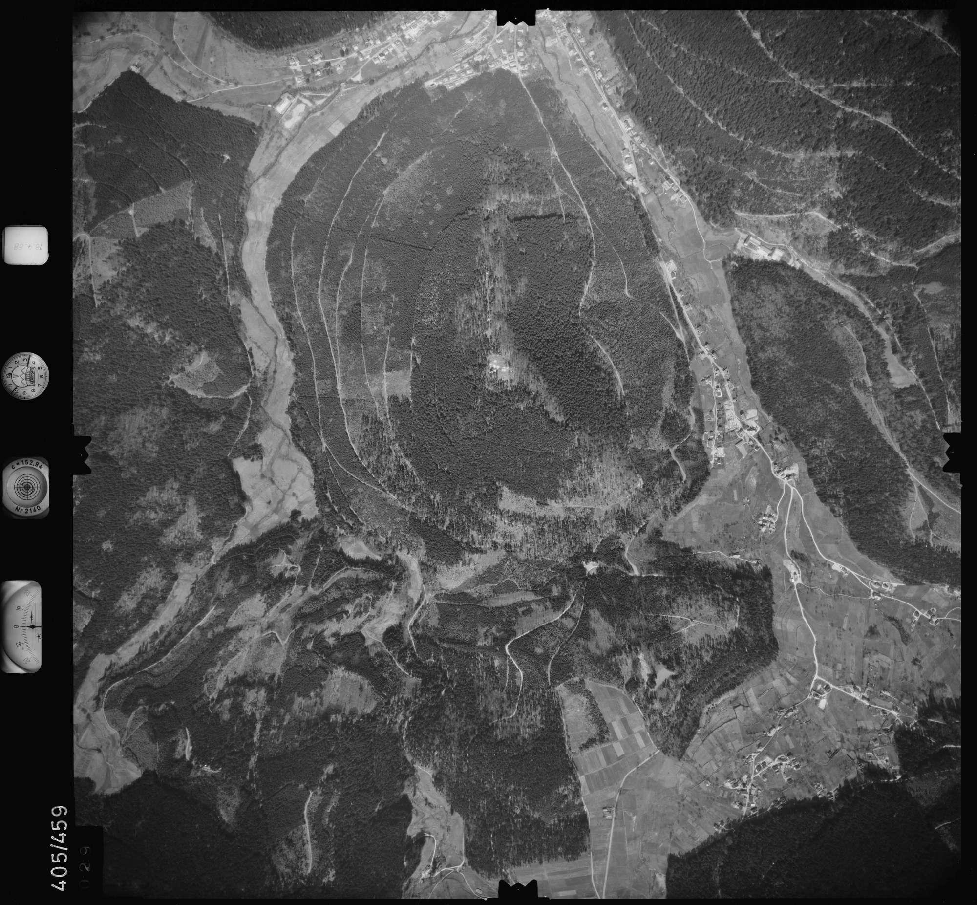 Luftbild: Film 9 Bildnr. 29, Bild 1