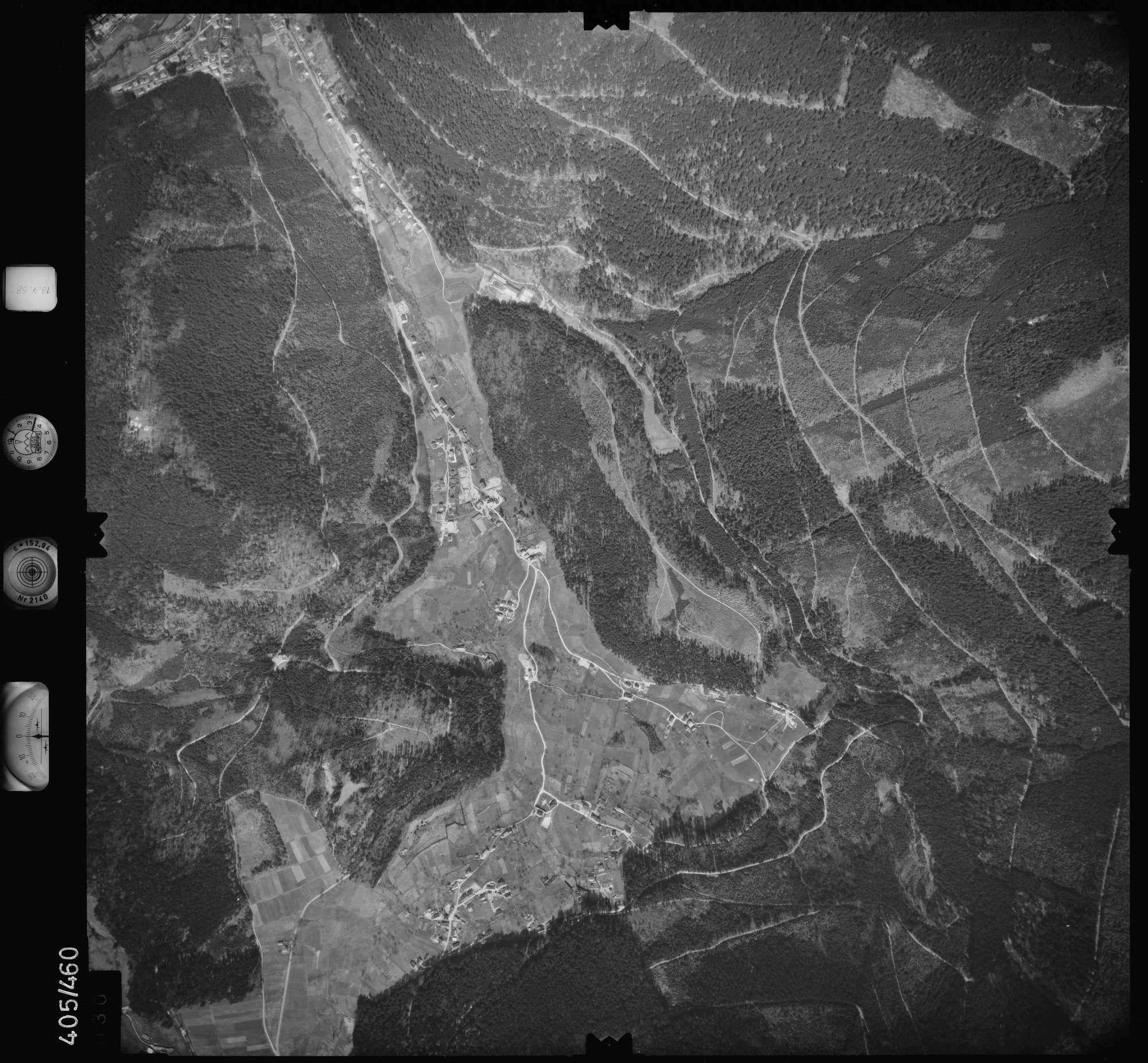 Luftbild: Film 9 Bildnr. 30, Bild 1