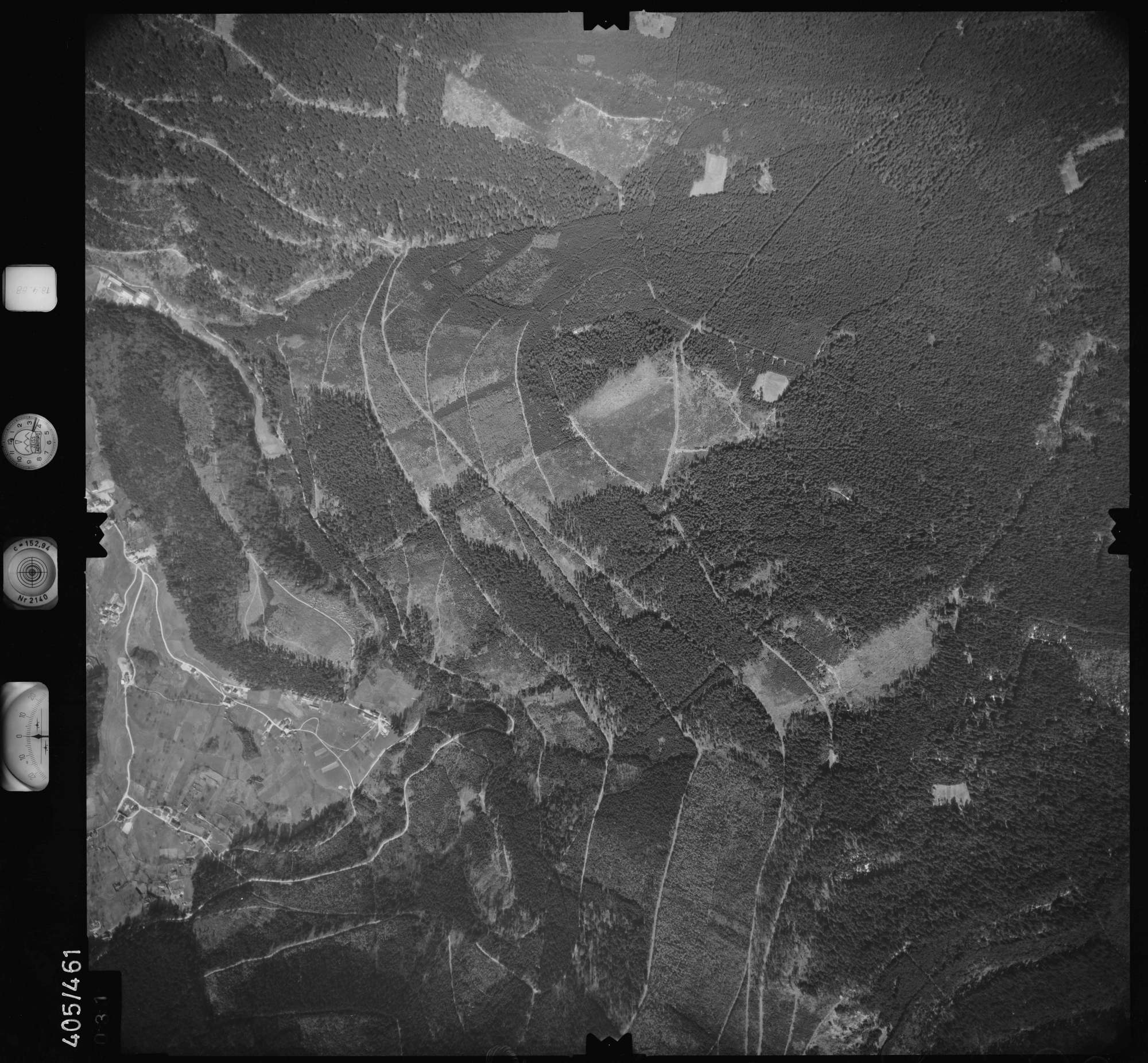 Luftbild: Film 9 Bildnr. 31, Bild 1