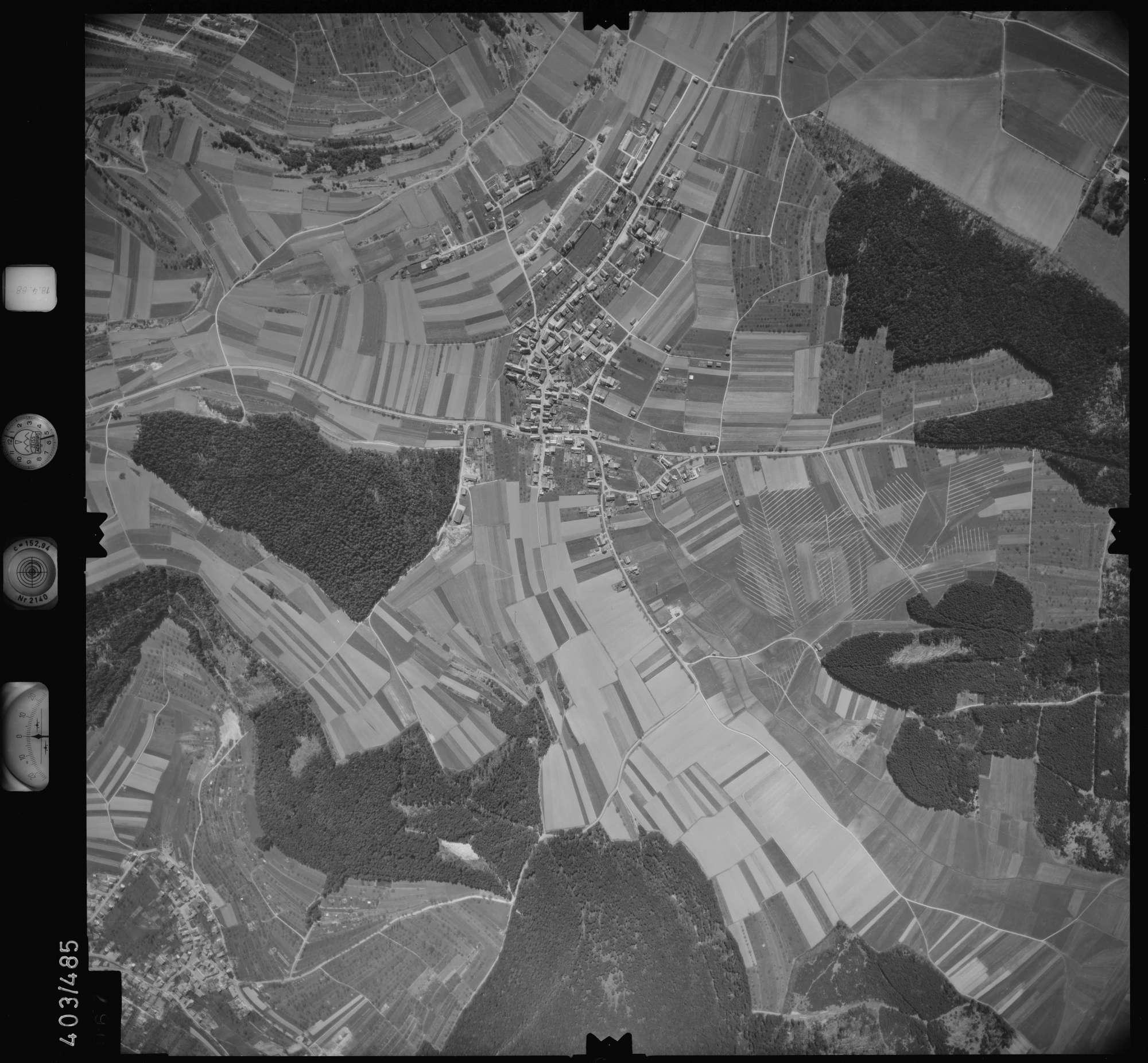 Luftbild: Film 9 Bildnr. 67, Bild 1