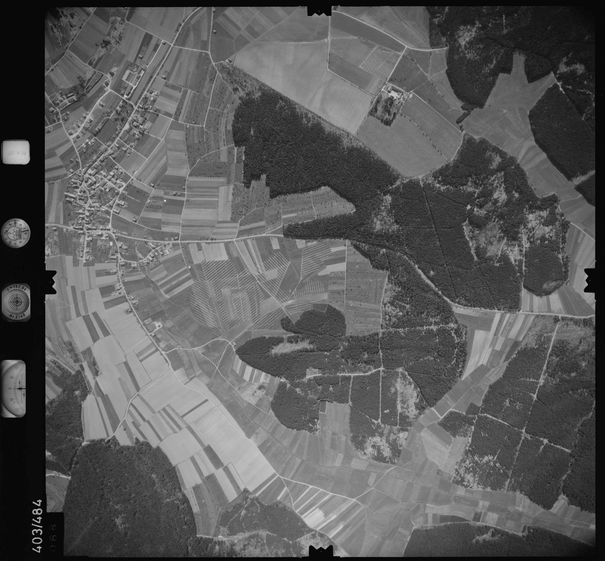 Luftbild: Film 9 Bildnr. 68, Bild 1